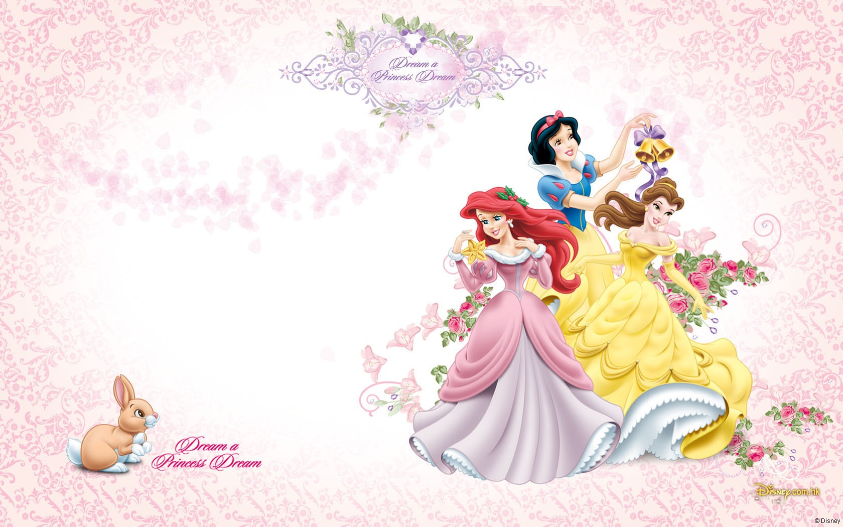 Princess Wallpaper HD
