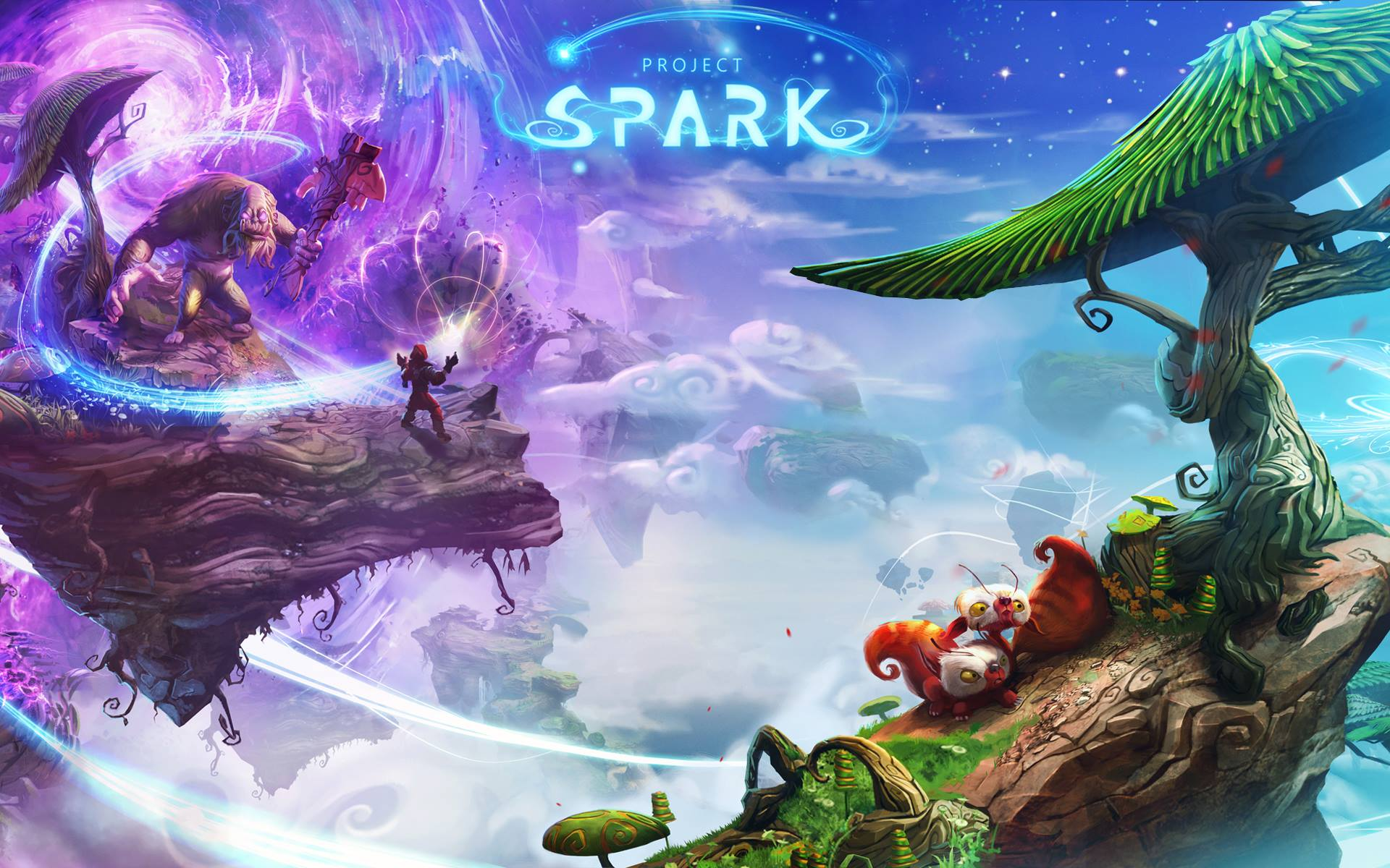 Ambitious Xbox One game-builder Project Spark hits open beta today