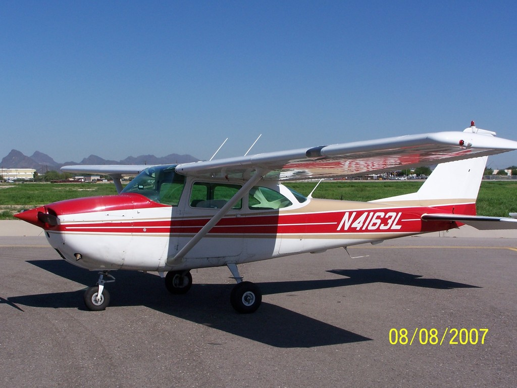Propeller plane 1