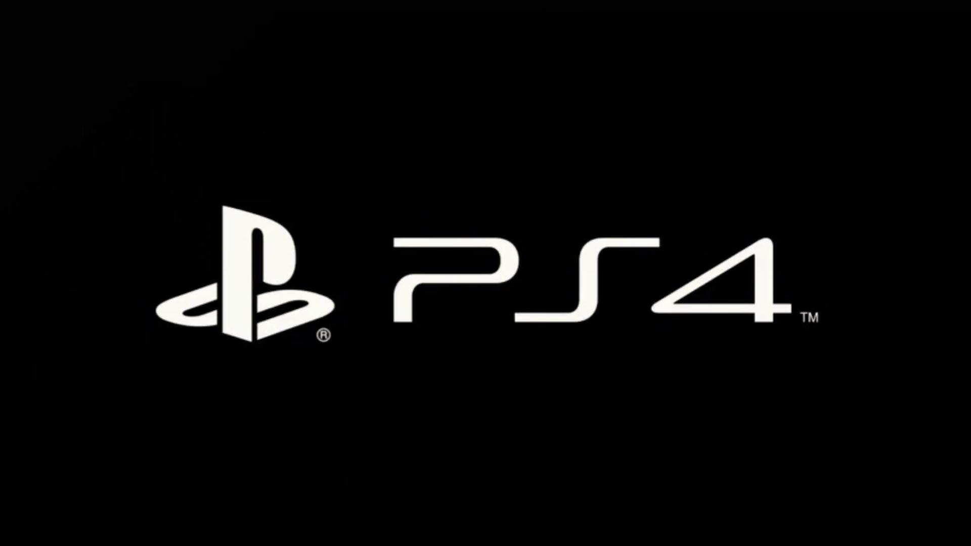 PS4 Logo Wallpaper