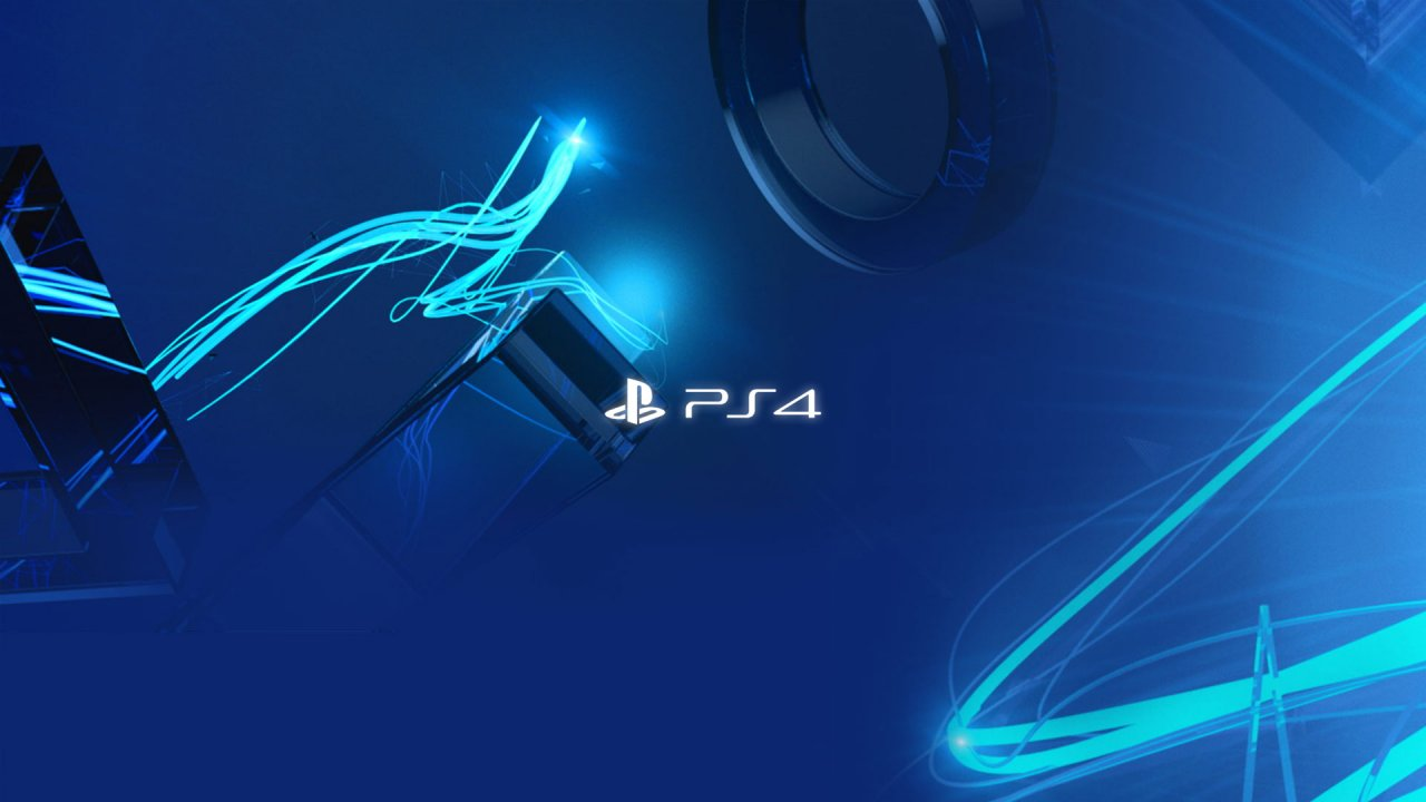 PS4 1080p Wallpaper