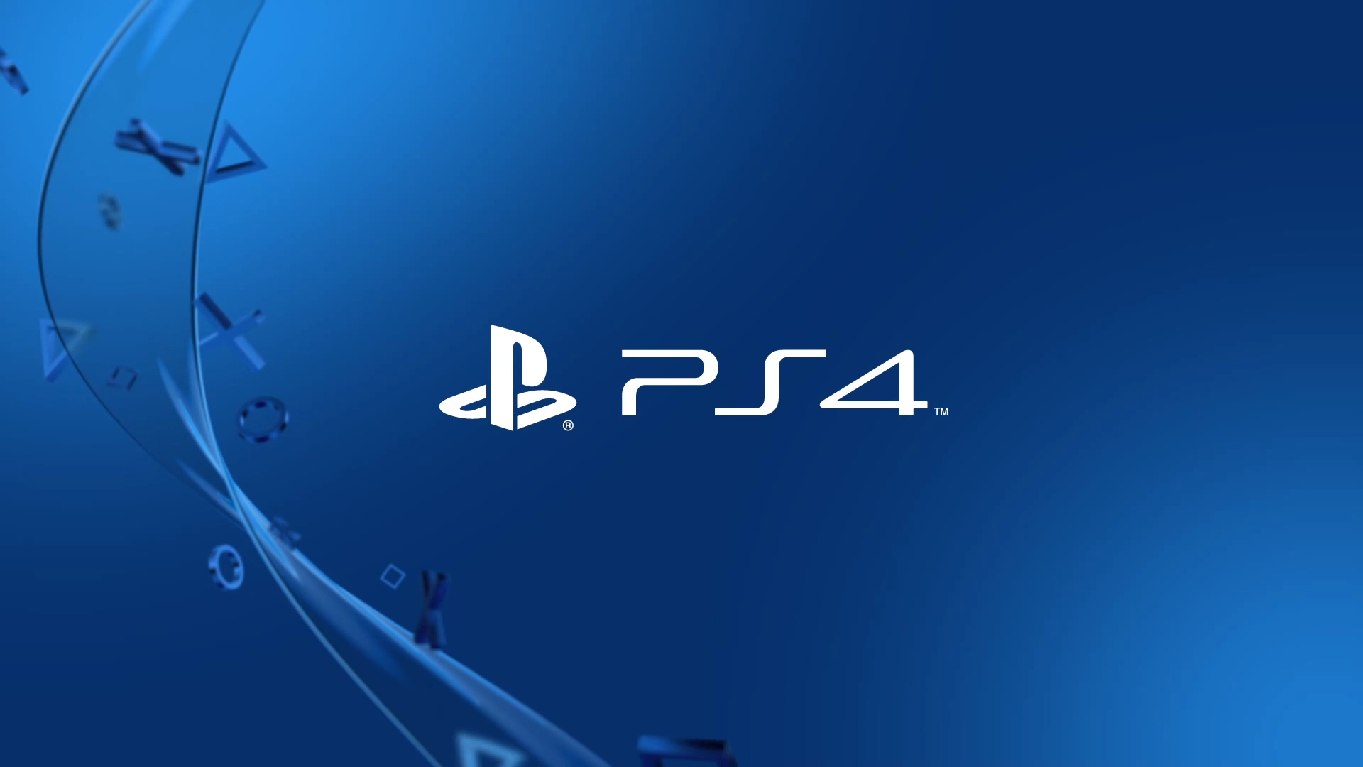 PS4 Logo HD Wallpaper