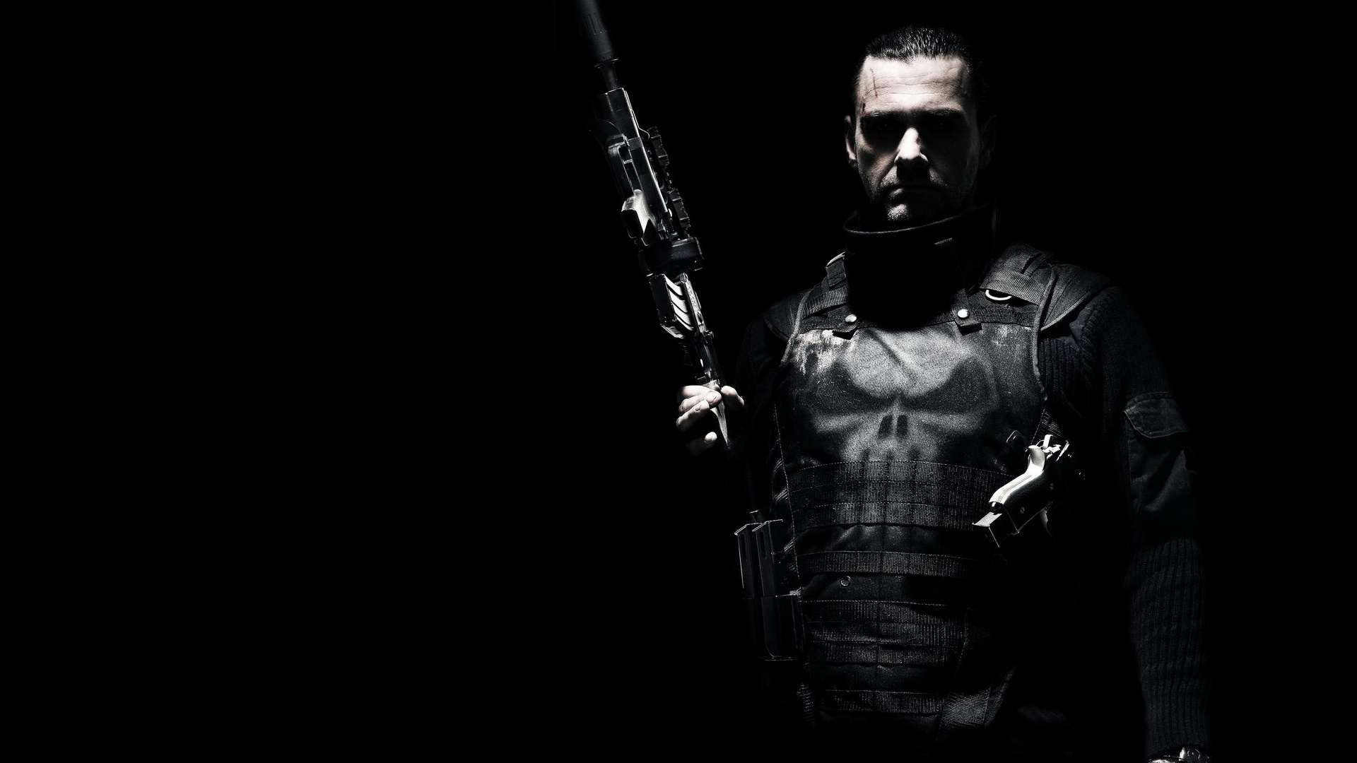 Punisher Ray Stevenson Wallpaper