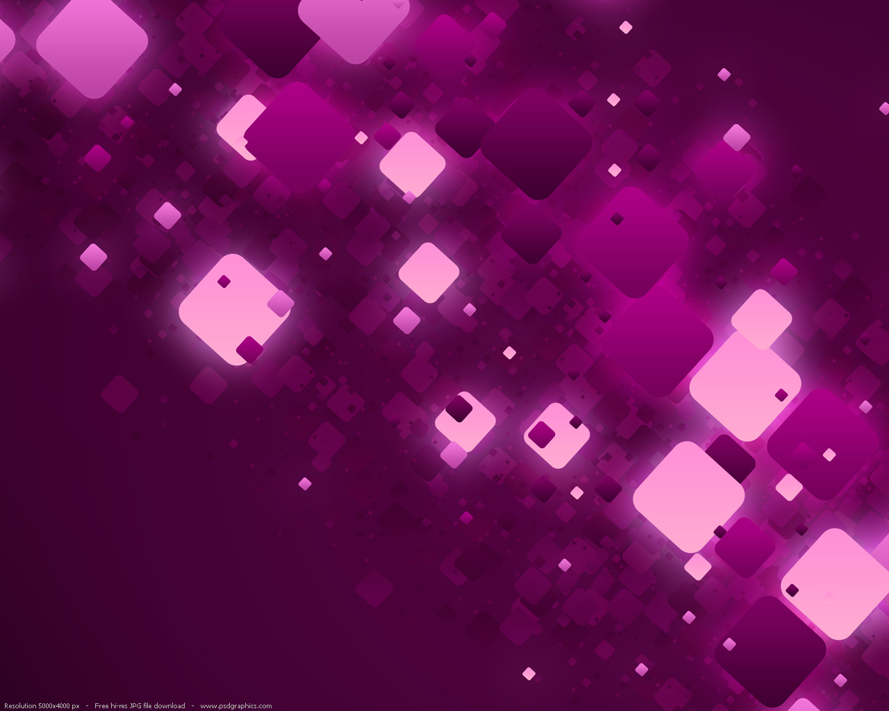 Purple Abstract Wallpaper 1280x1024 3546