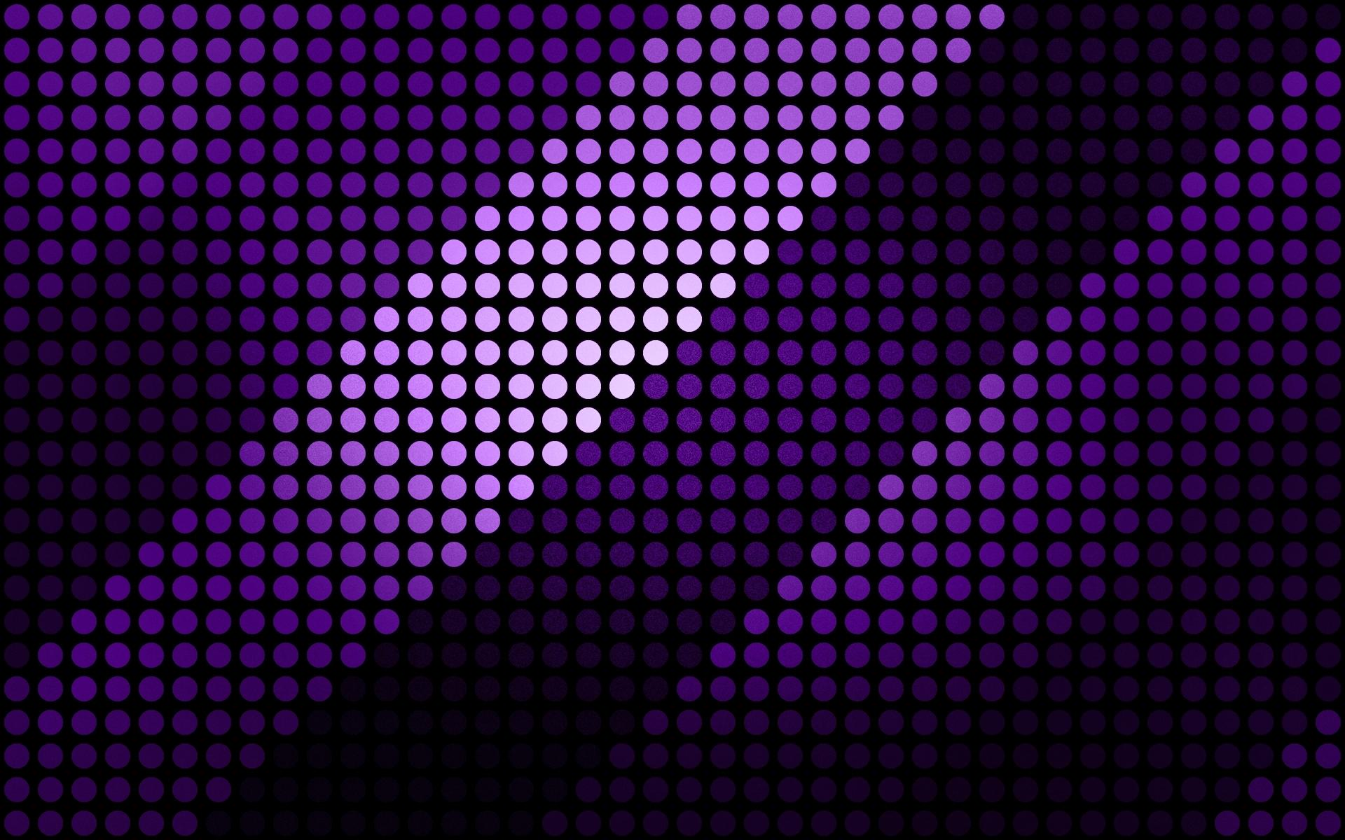 Purple Black Wallpaper