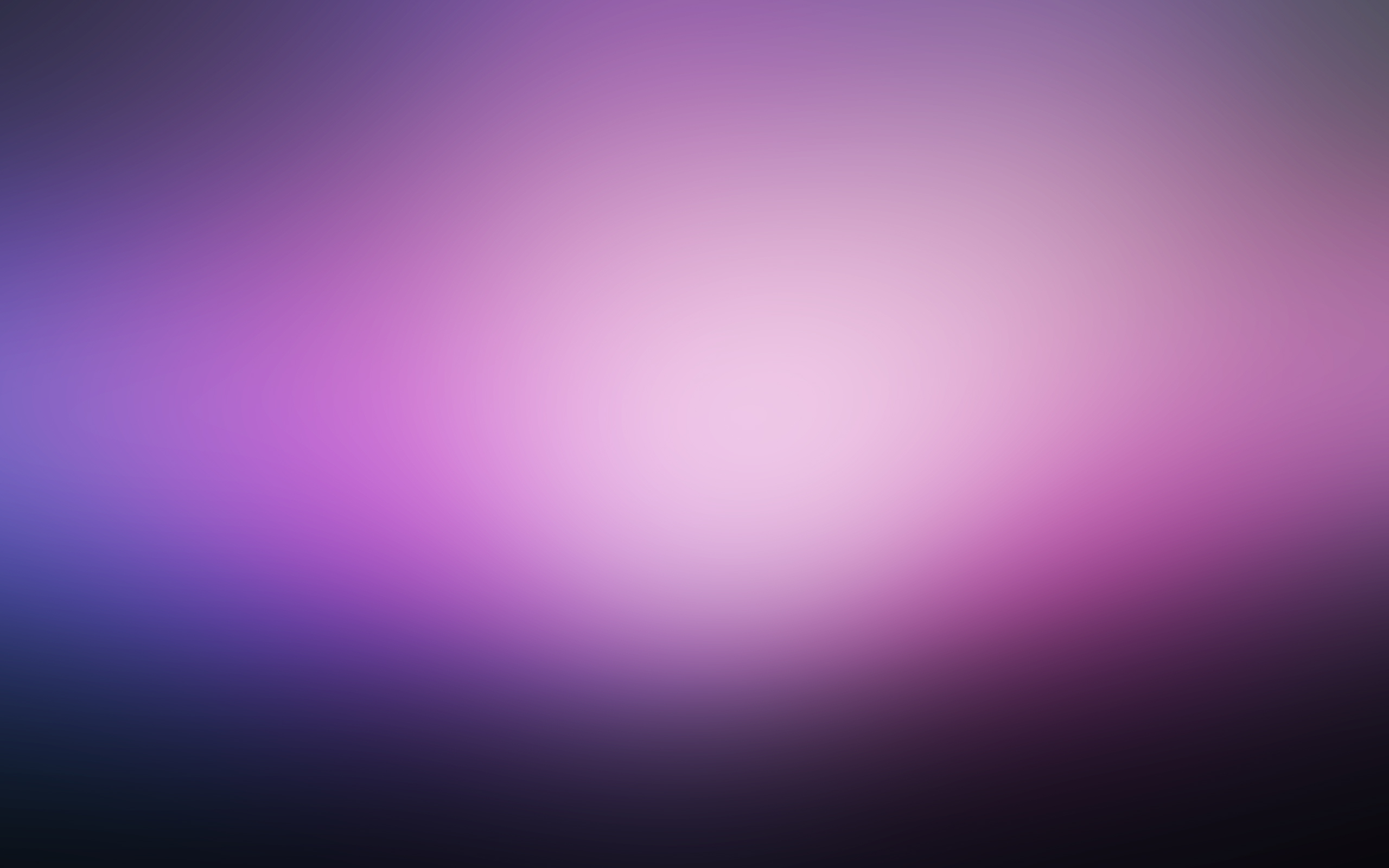 Purple Blur Wallpaper