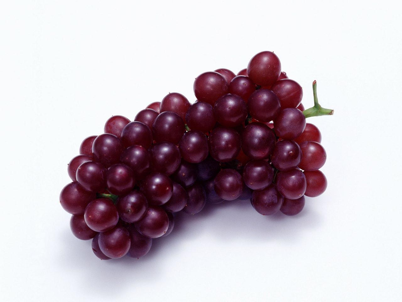 Colors Dark Purple Grapes