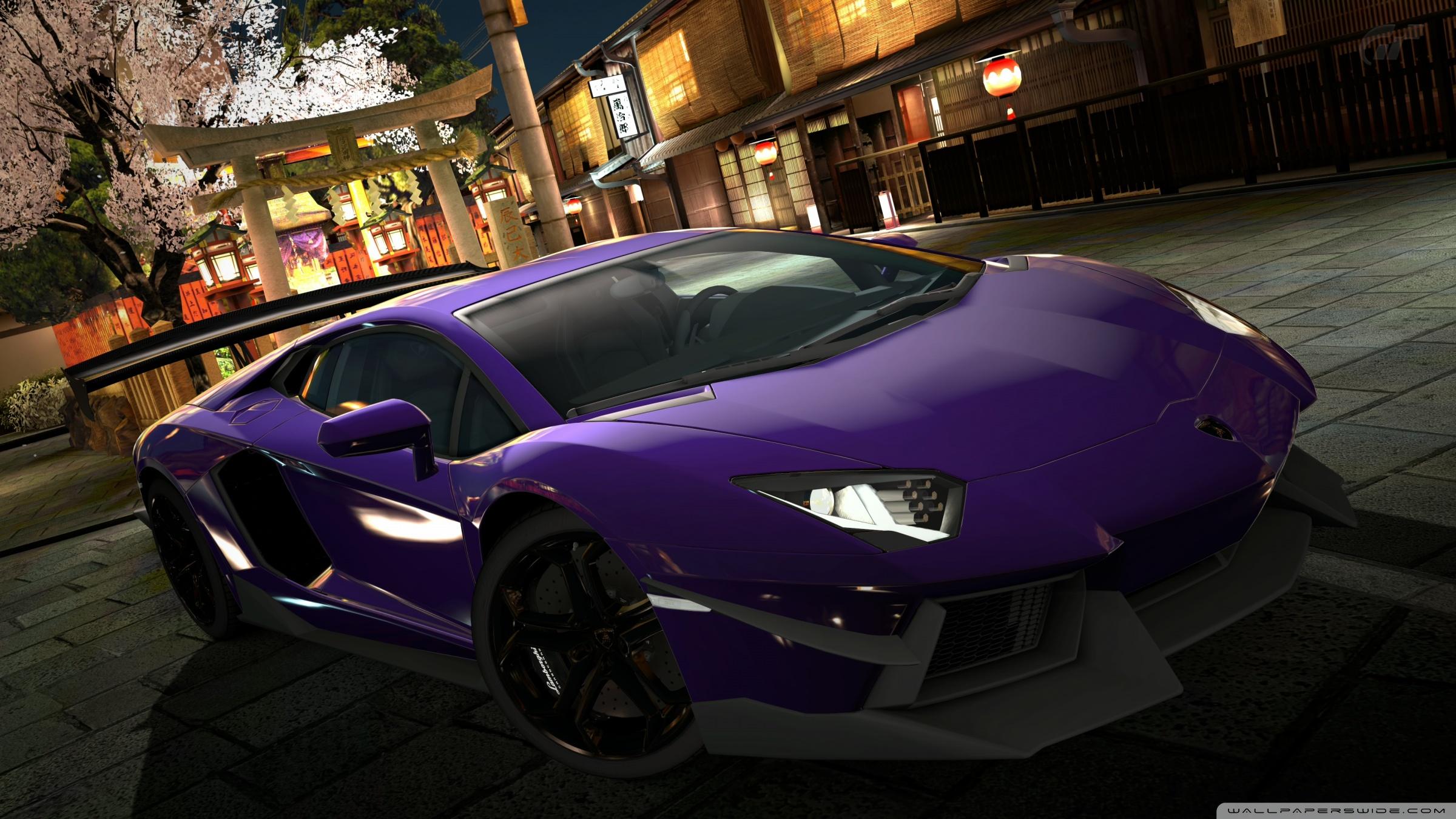 Purple Lamborghini Wallpaper BMW M6 Coupe F13 Black...