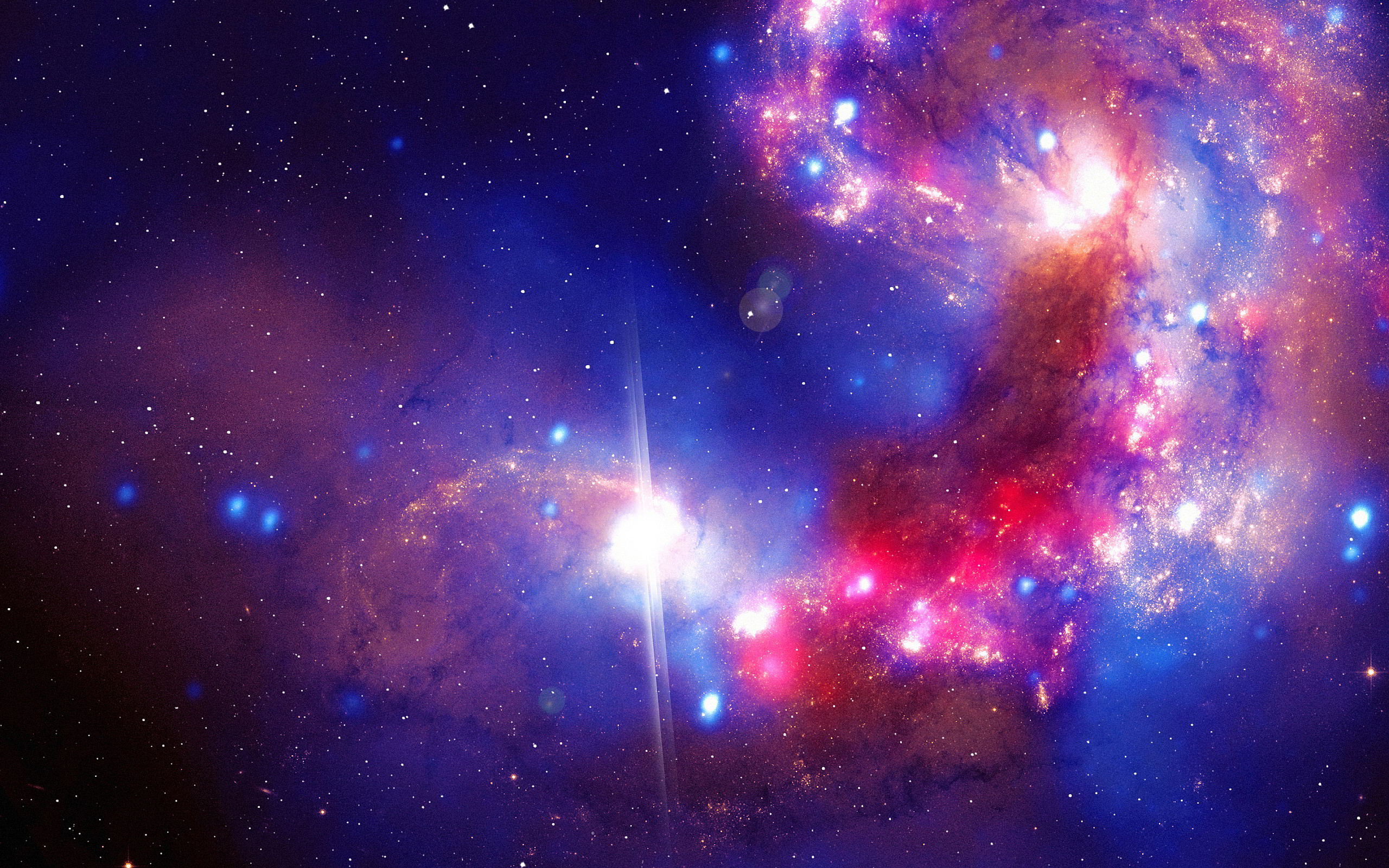 Purple Star Dust