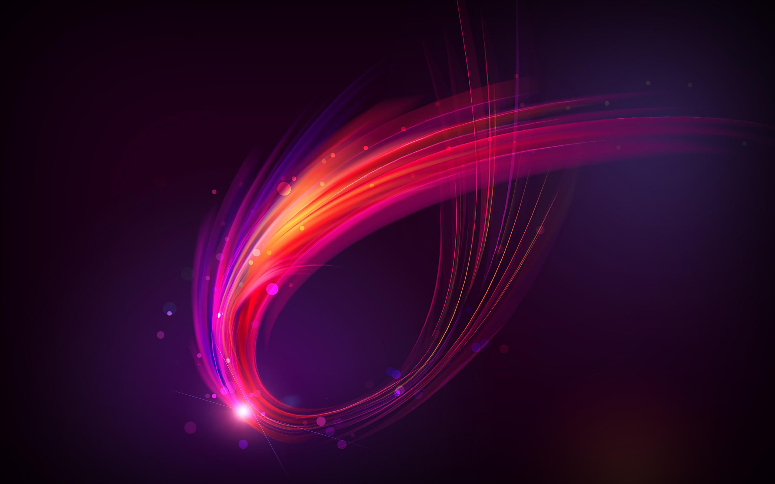 Purple Streaks Artwork