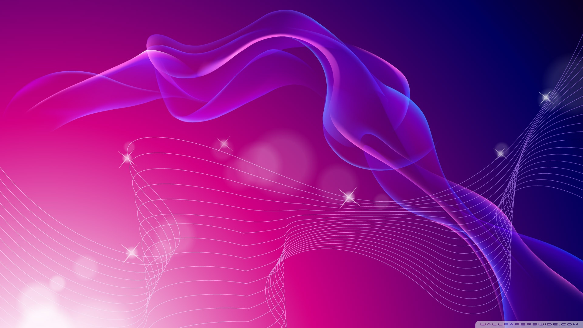 Abstract Aero Pink And Purple HD Desktop Wallpaper Widescreen High Purple Wallpaper