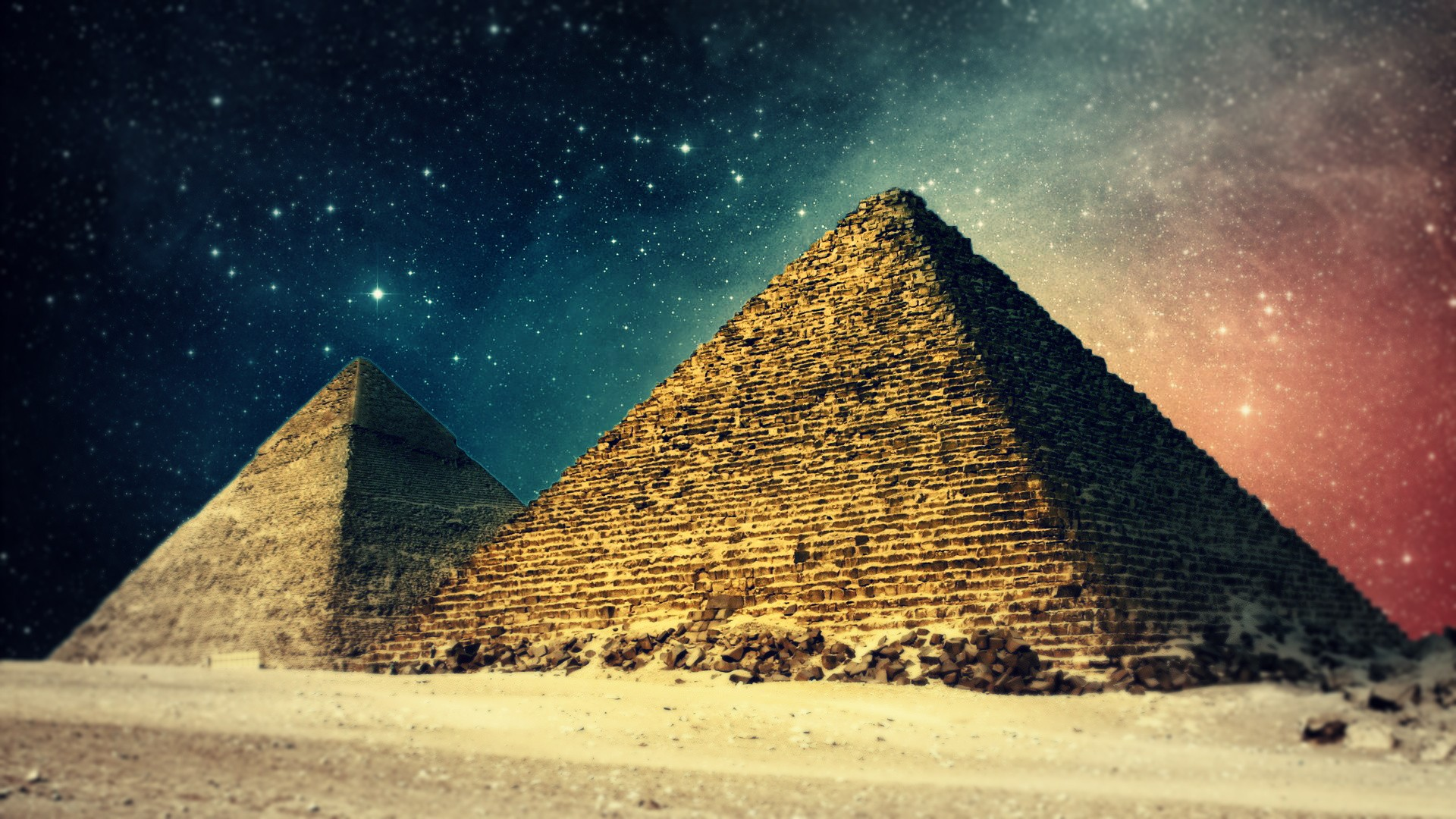 HD Wallpaper | Background ID:393933. 1920x1080 Man Made Pyramid