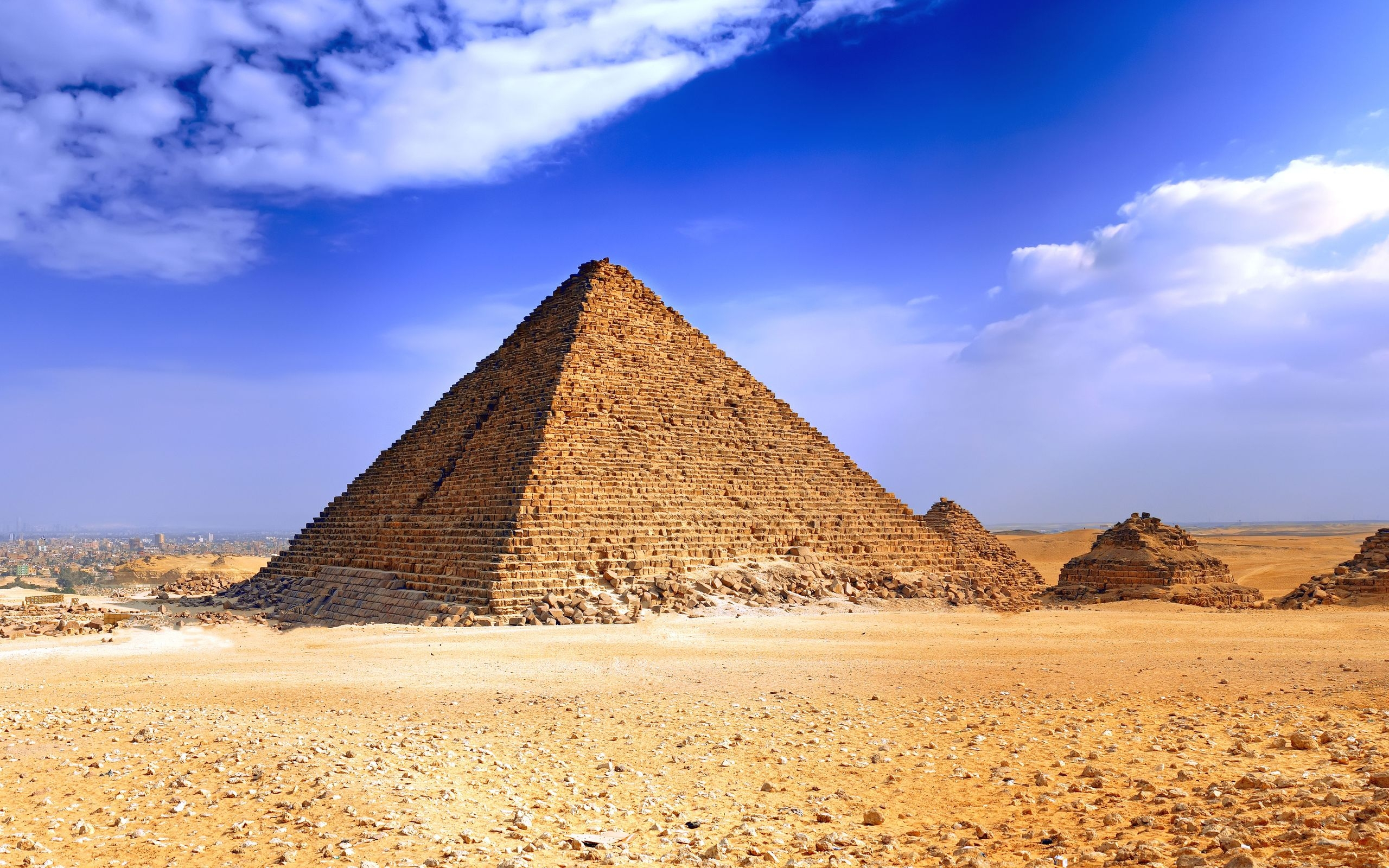 HD Wallpaper | Background ID:370347. 2560x1600 Man Made Pyramid
