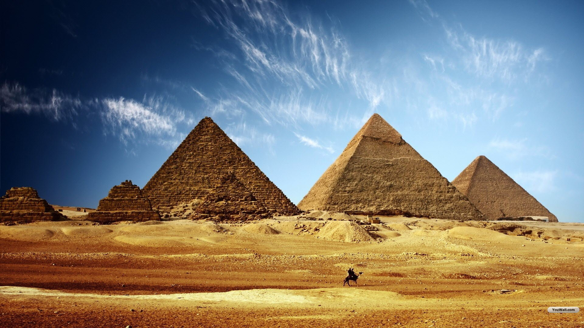 Egypt Pyramids Wallpapers