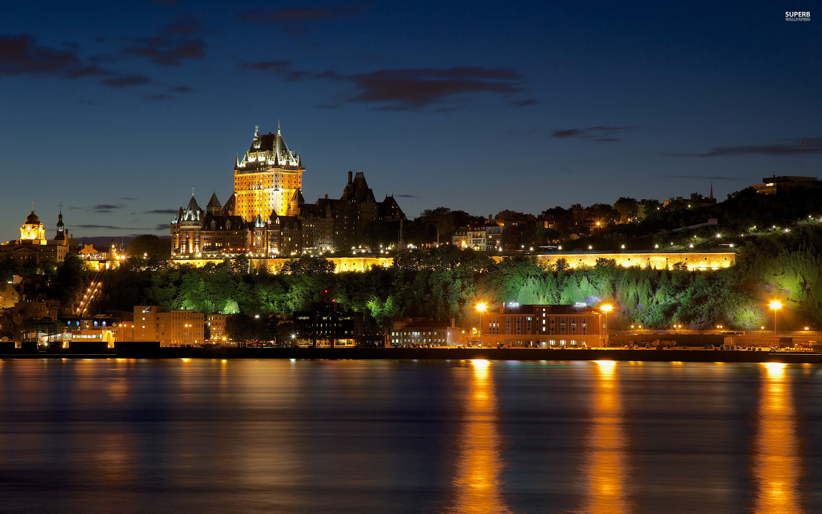 Quebec Wallpaper
