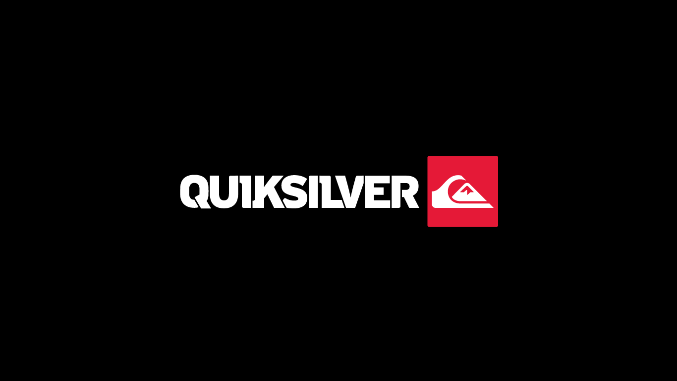 Quiksilver Logo Wallpaper