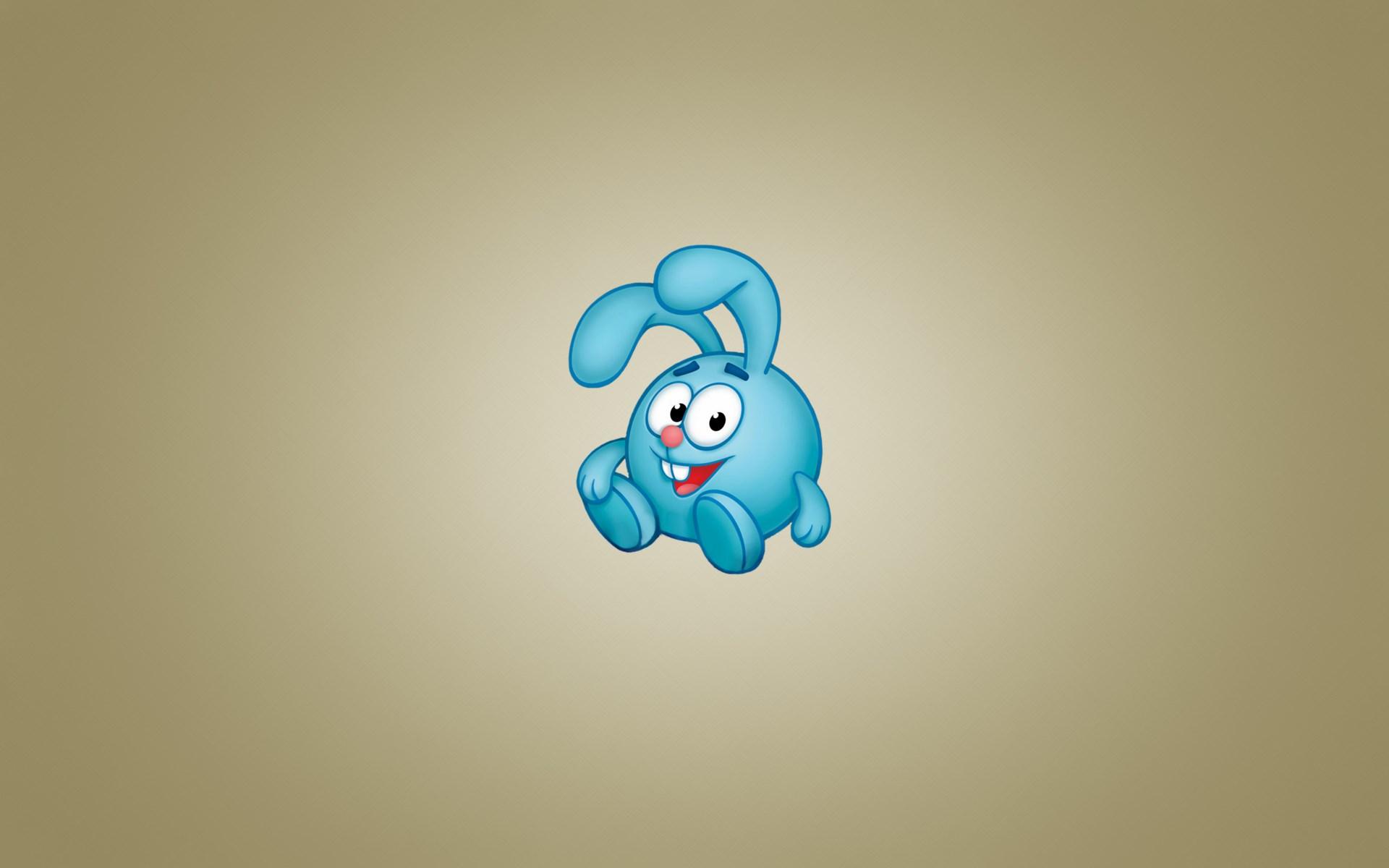 Rabbit Smeshariks Cartoon