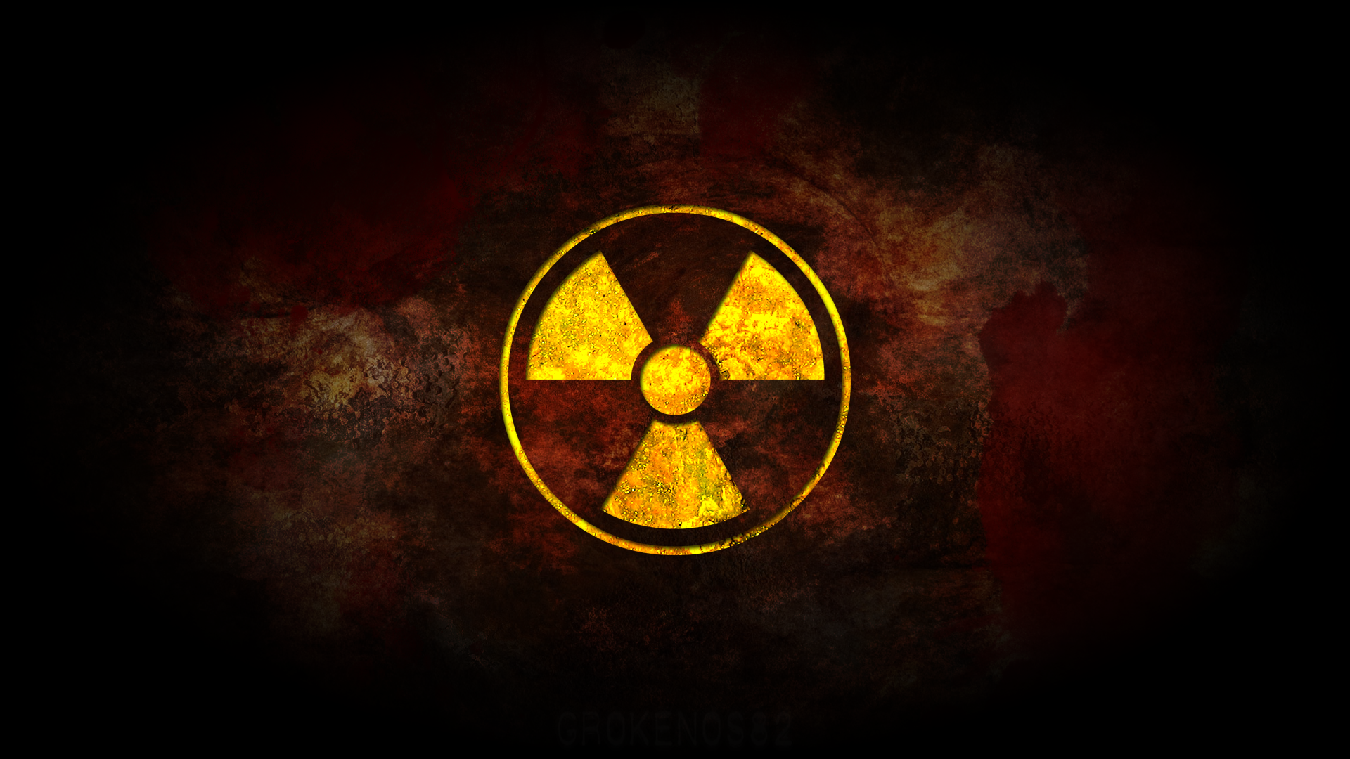 HD Wallpaper Radioactive by Grokenos82 HD Wallpaper Radioactive by Grokenos82