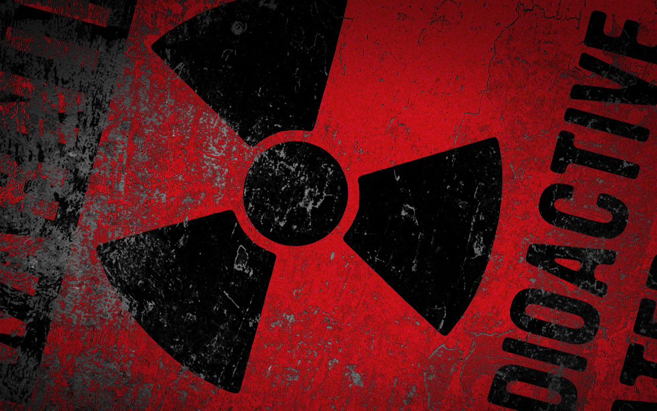 Sci Fi - Radioactive Wallpaper