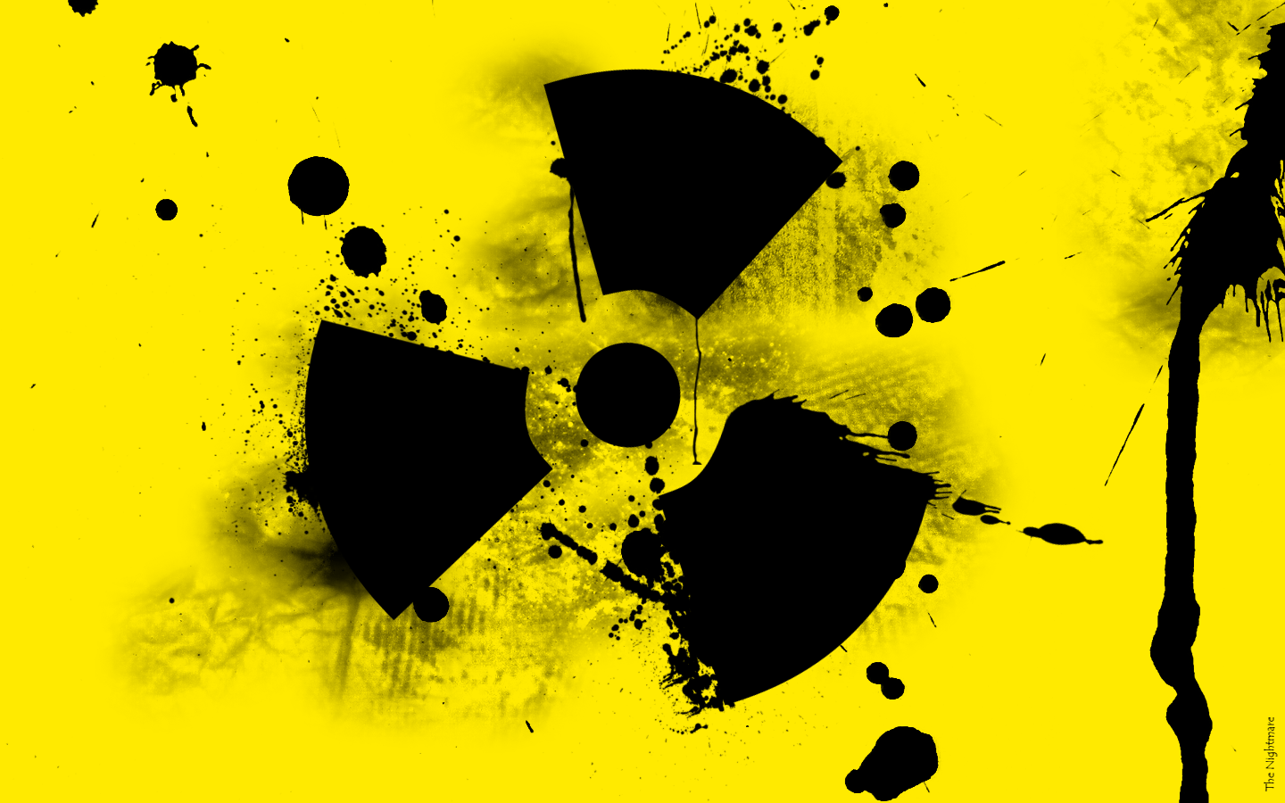 Wallpapers For > Radioactive Wallpaper