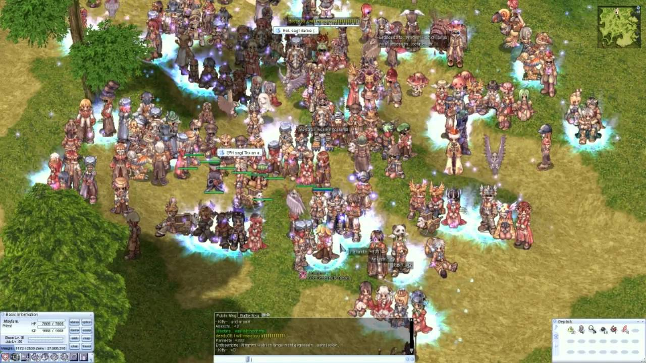 The End of European Ragnarok Online (30.09.2010)
