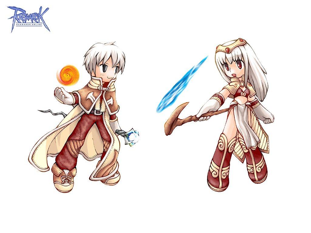 4 Fav Mage (Ragnarok Online)