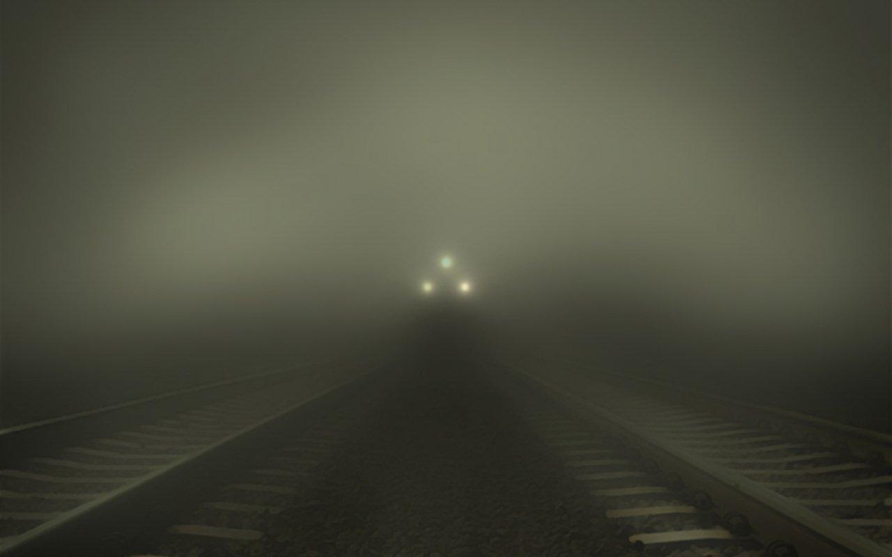 Railroad Fog
