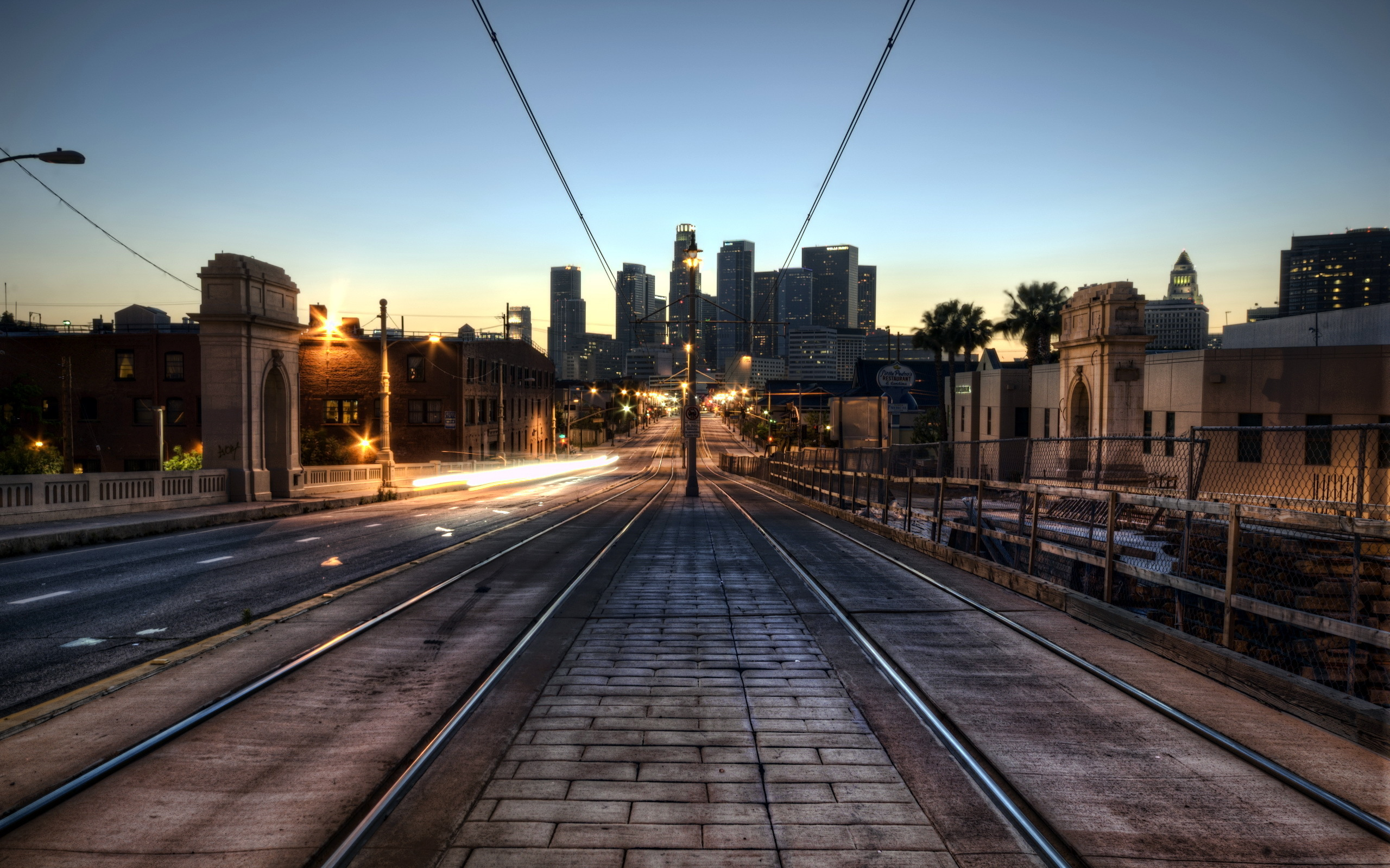 Railway Los Angeles