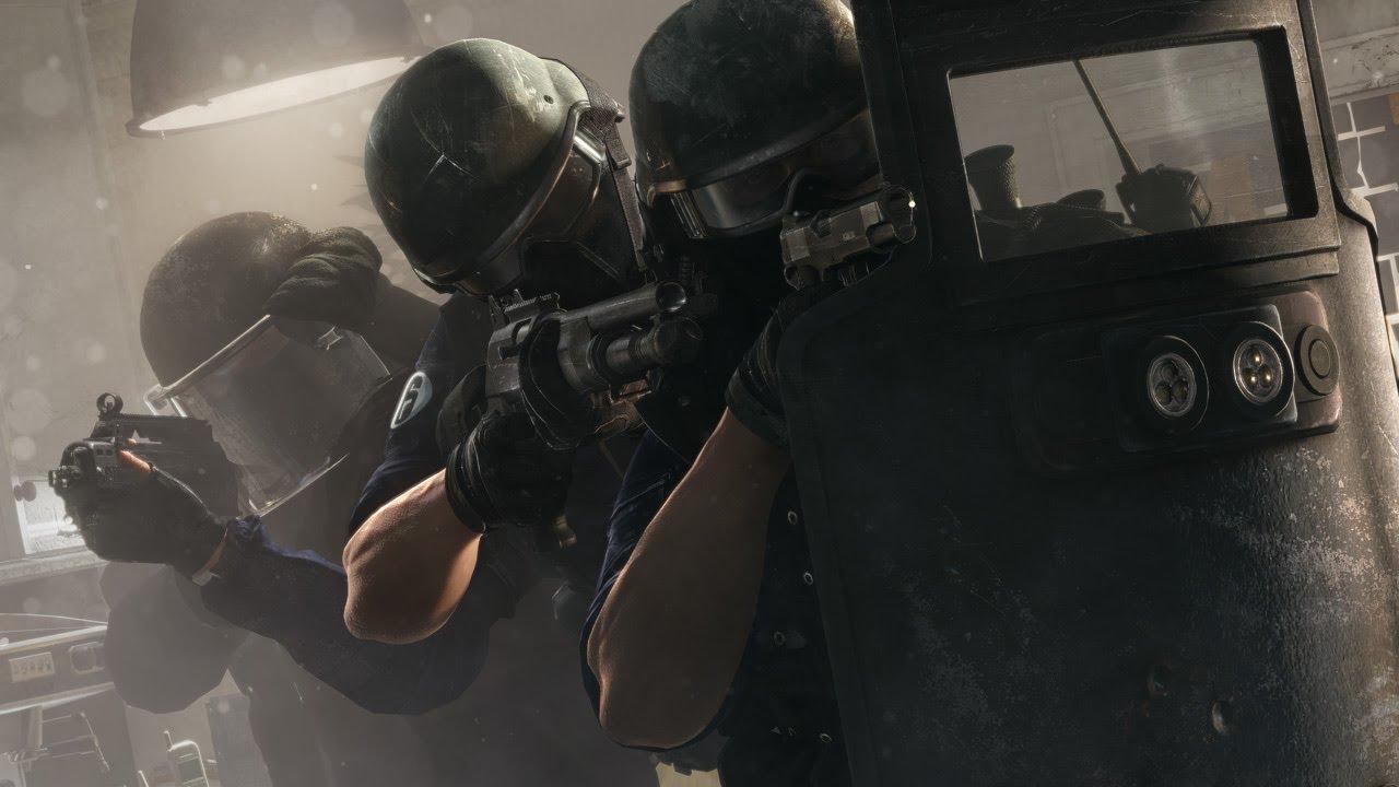 Rainbow Six Siege E3 2014 Gameplay World Premiere [US]