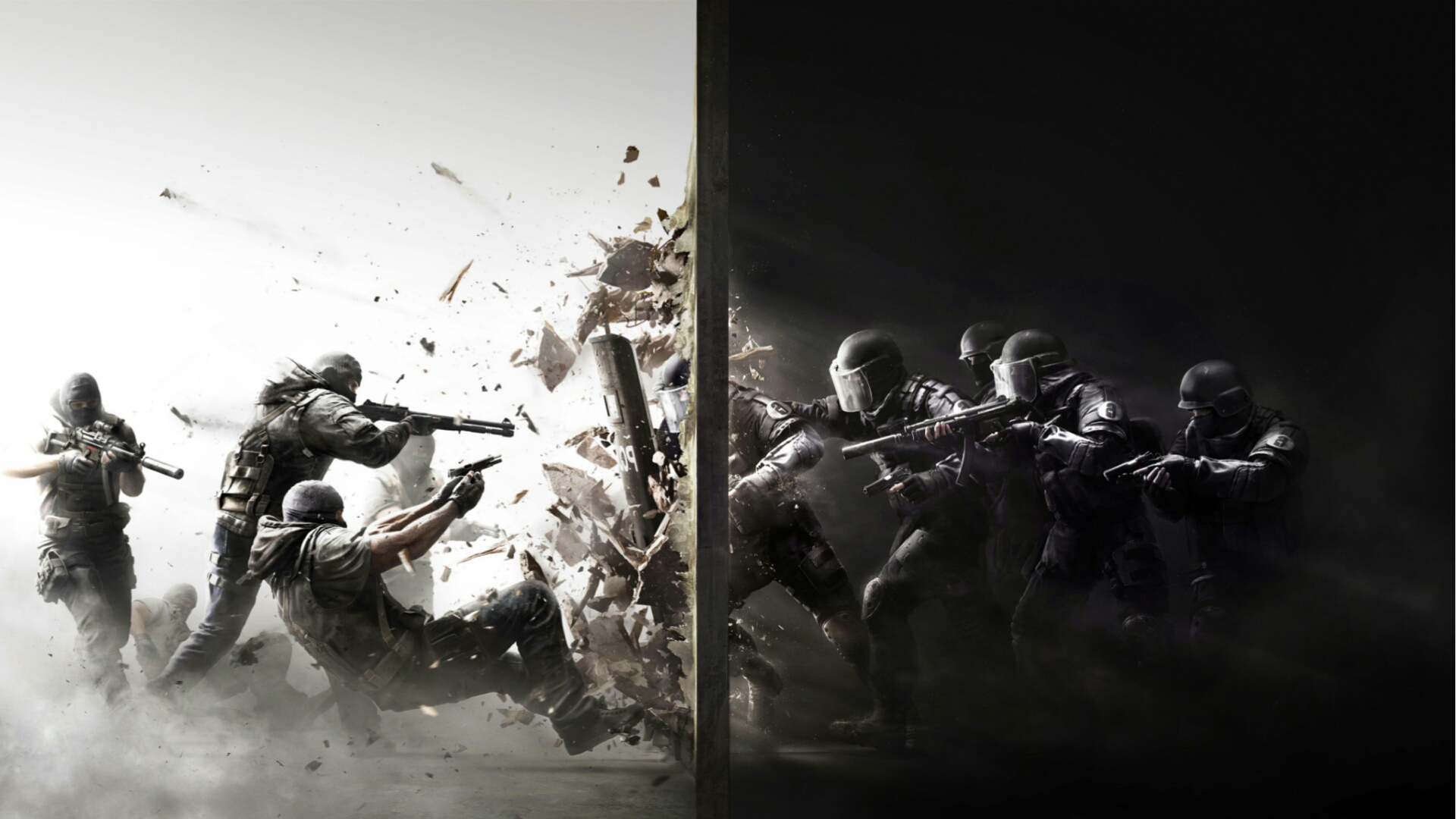 1920x1080 Video Game Tom Clancy's Rainbow Six: Siege
