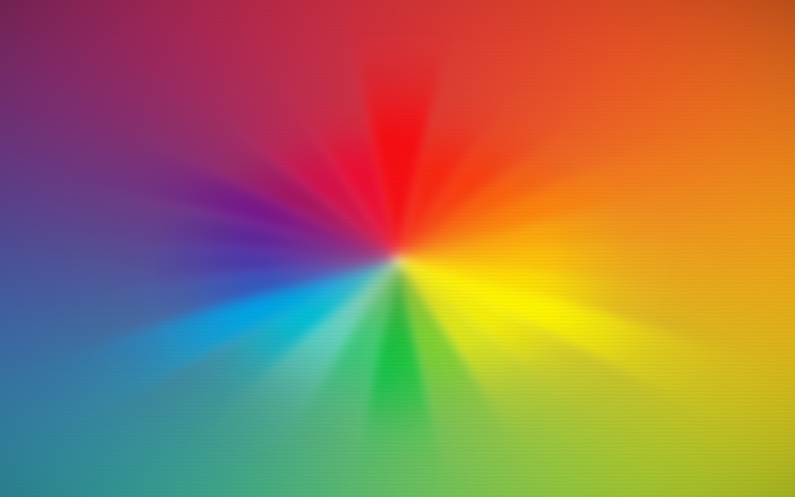 ELegant Rainbow Wallpaper Desktop HD