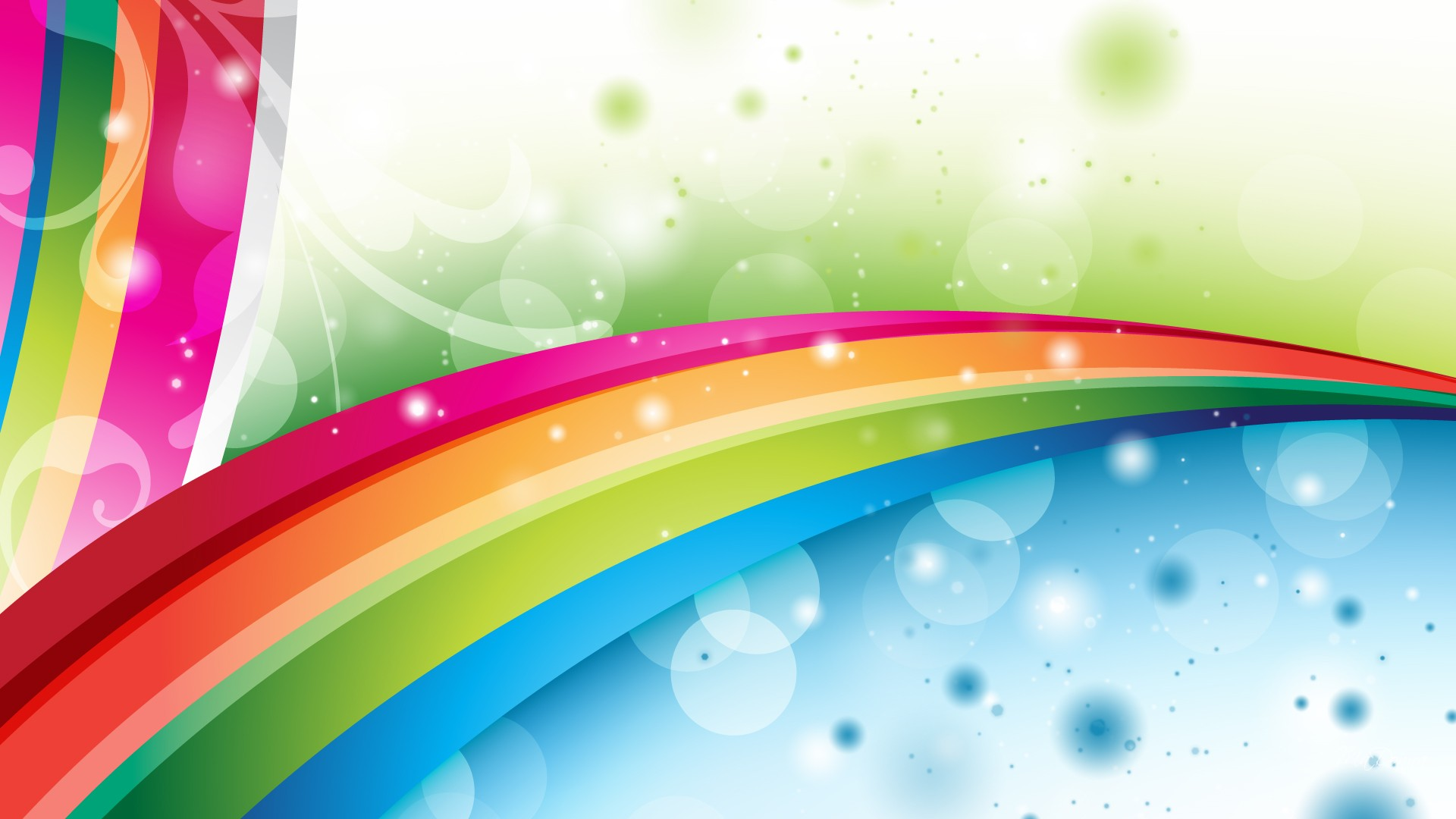 Rainbow Wallpaper; Rainbow Wallpaper ...