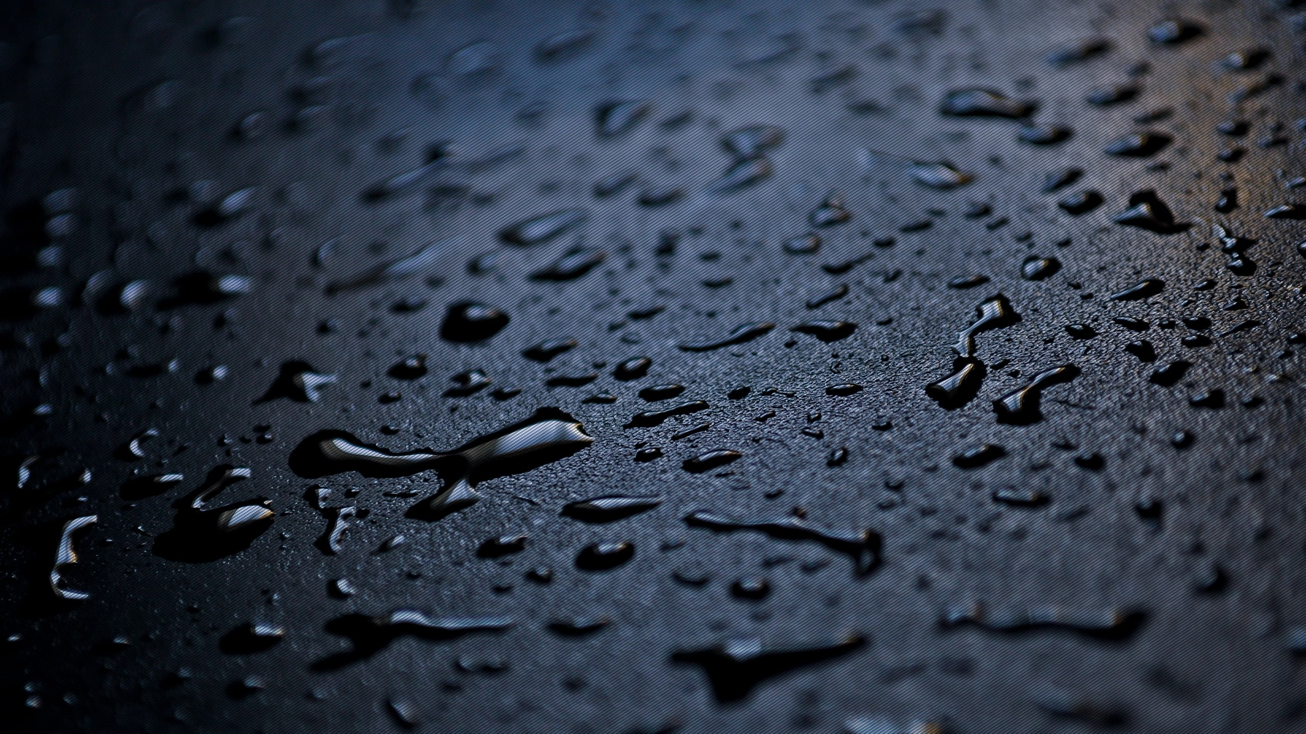 Raindrops Wallpaper