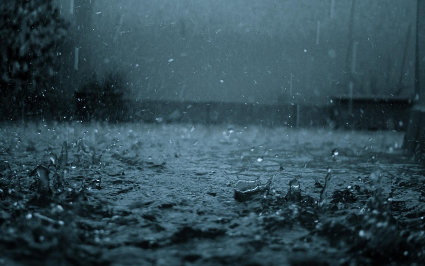 ... rain wallpaper ...