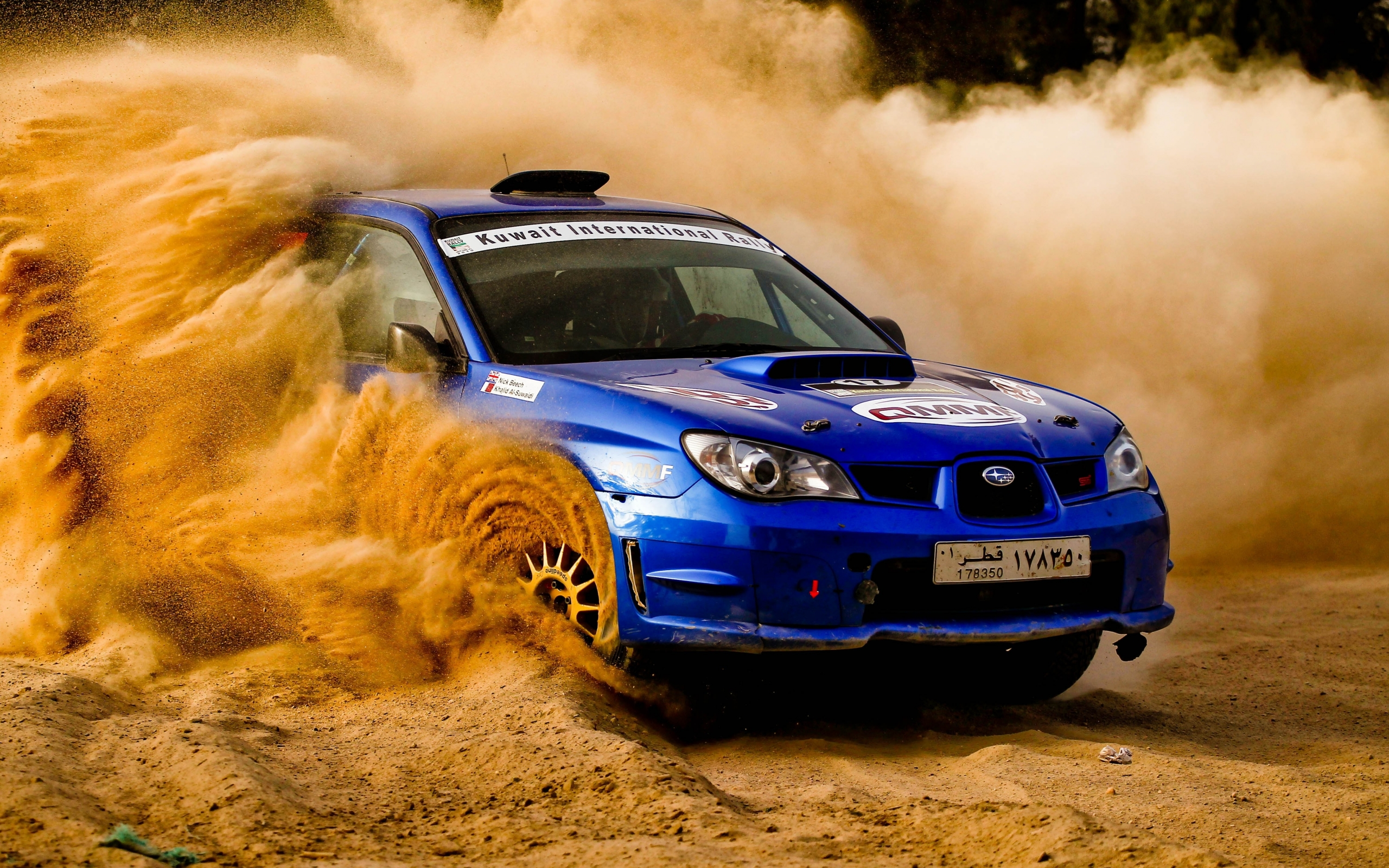 Rally Car Wallpaper 14715