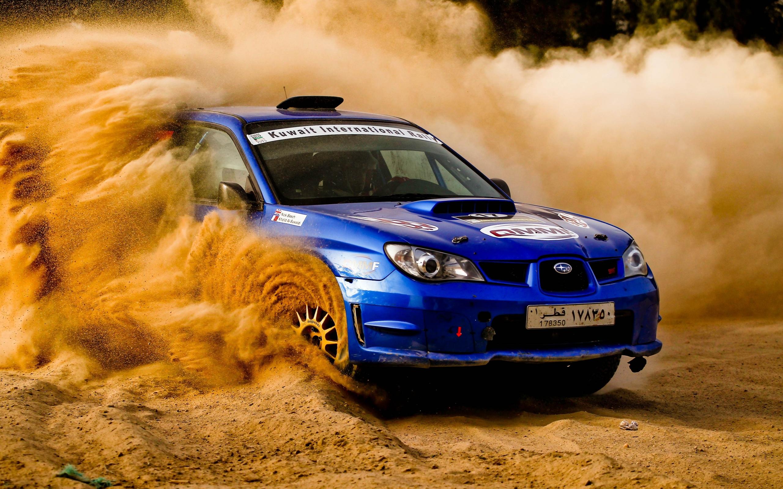 Rally Car Wallpaper 14715