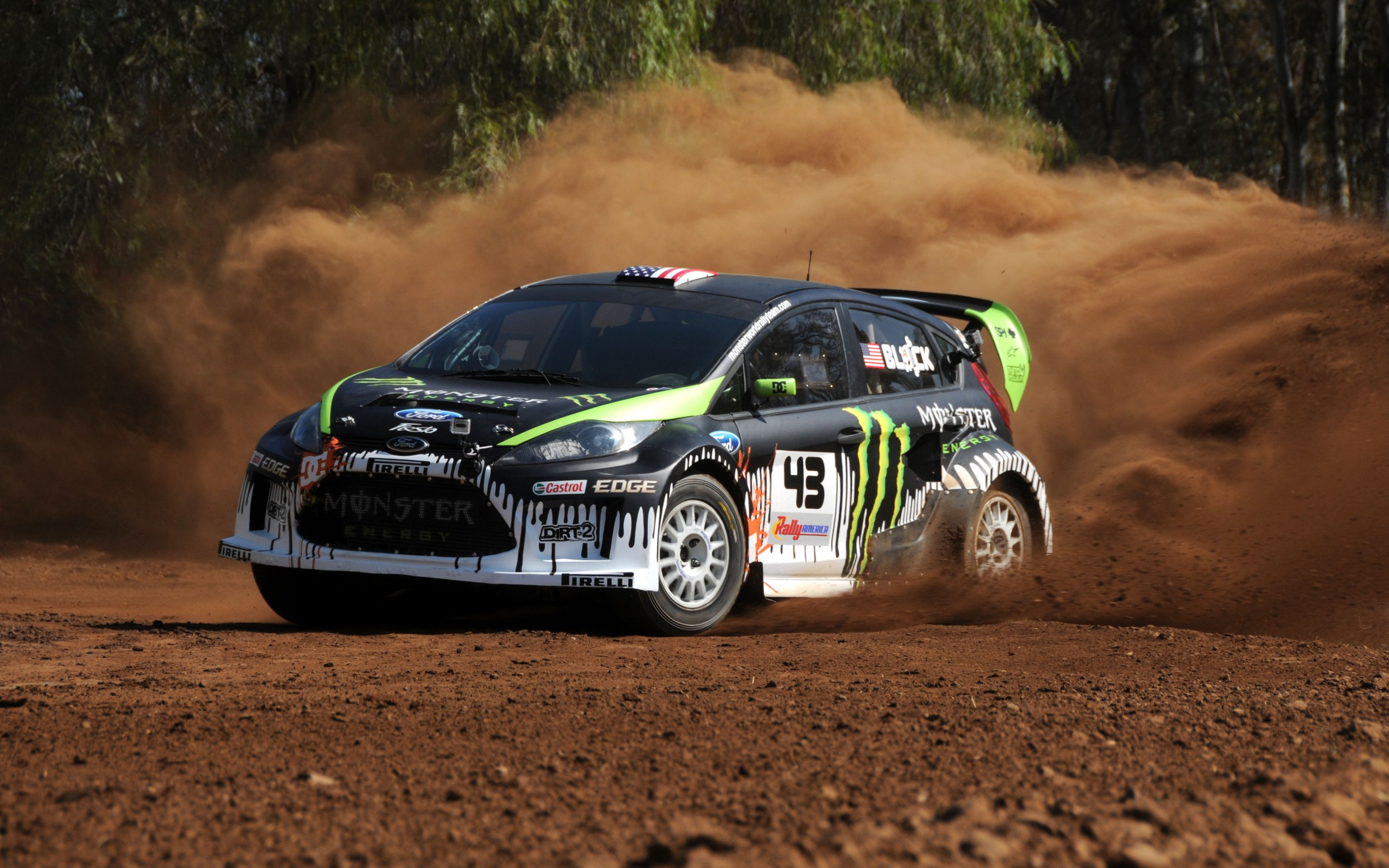 """Download the following Rally Car Wallpaper HD 2500 by clicking the button positioned underneath the """"Download Wallpaper"""" section."""