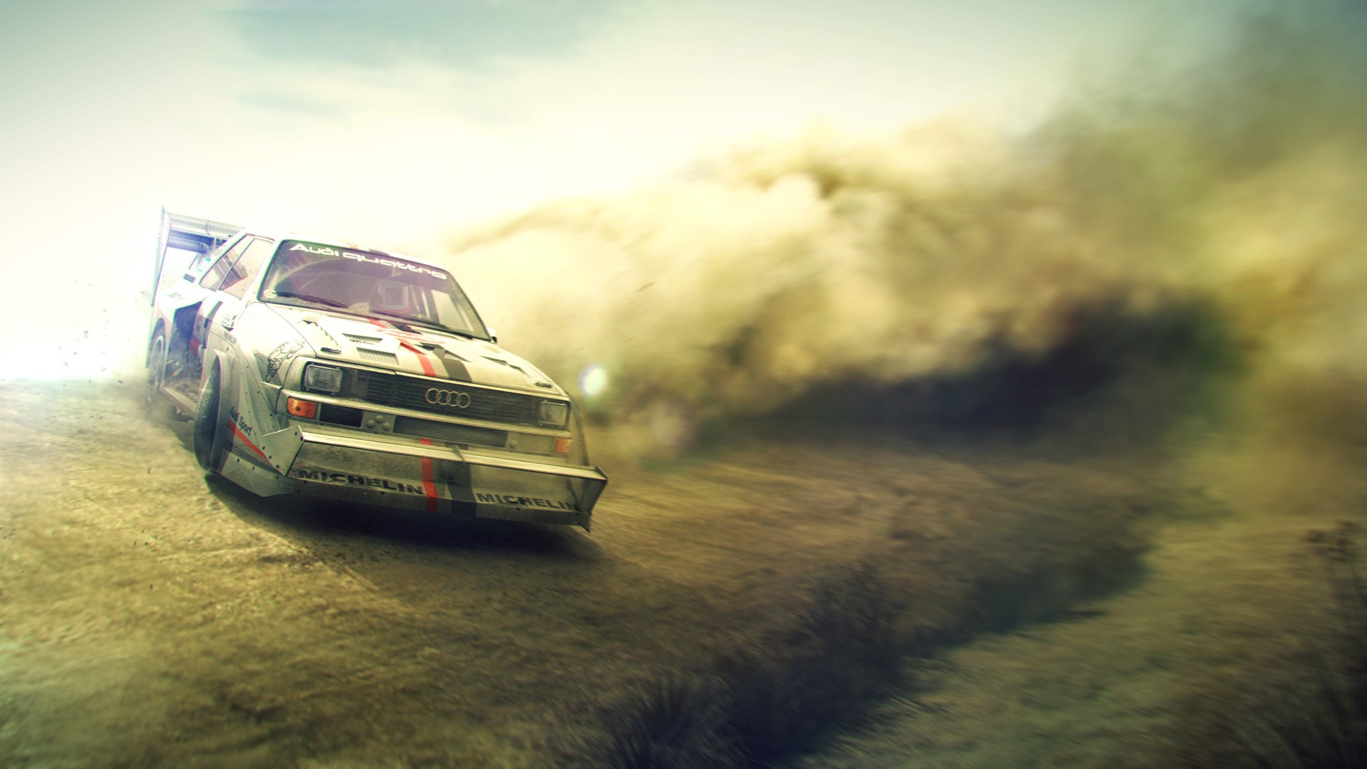 ... Rally Wallpaper ...