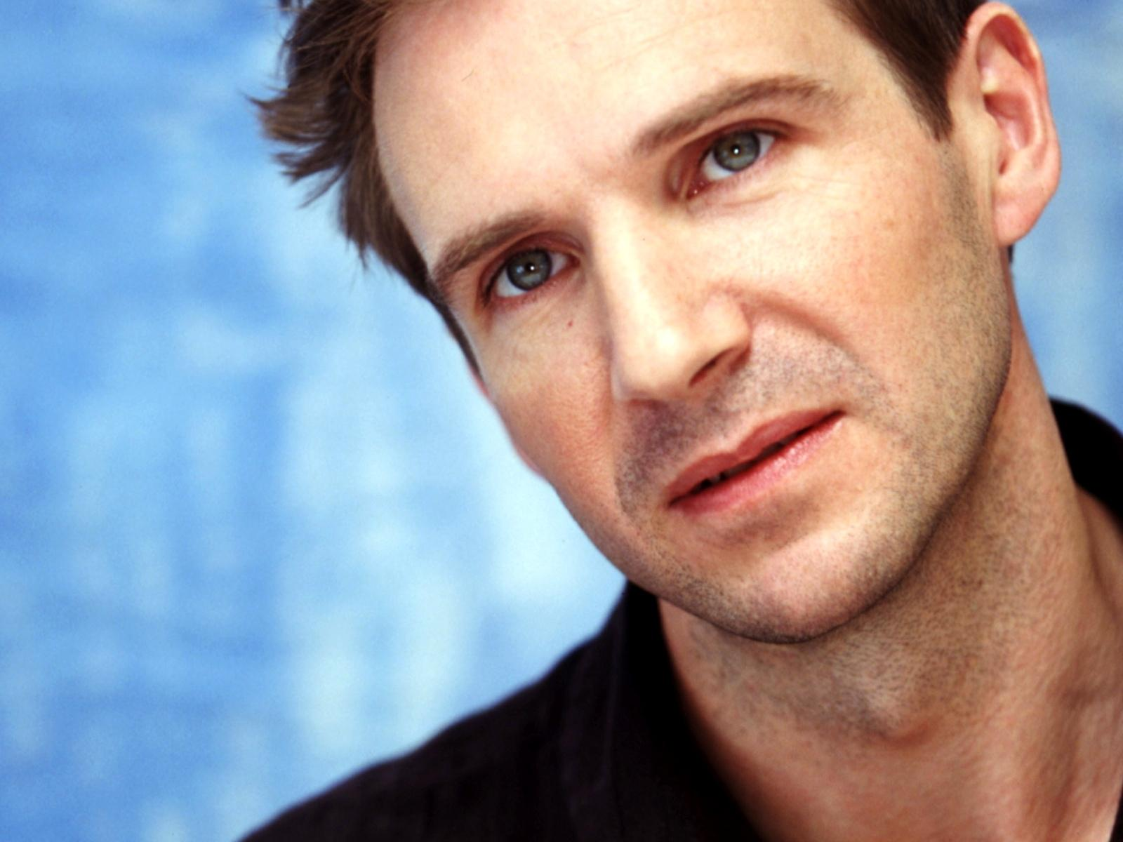 Have you ever seen Ralph Fiennes!