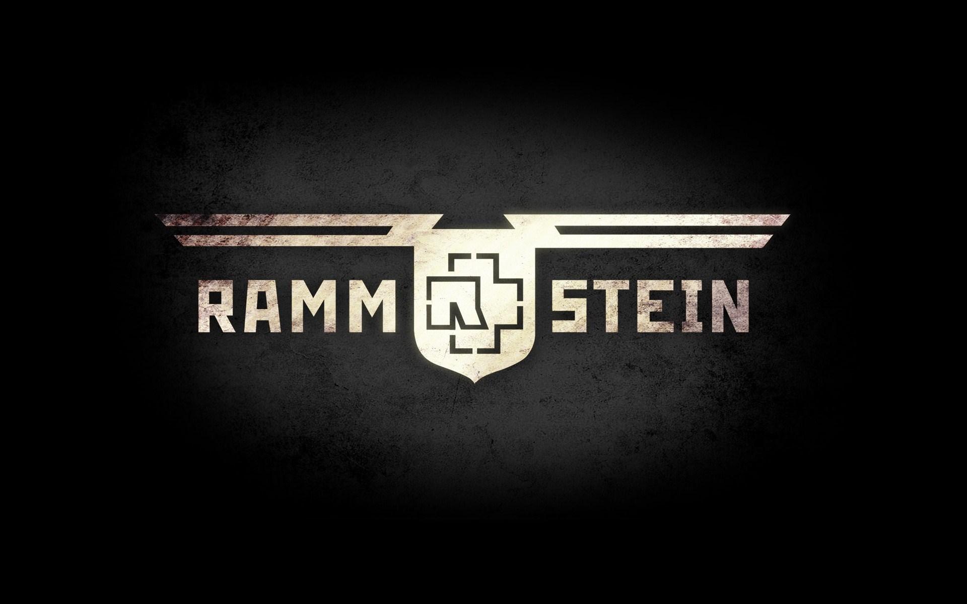 Rammstein Logo Music