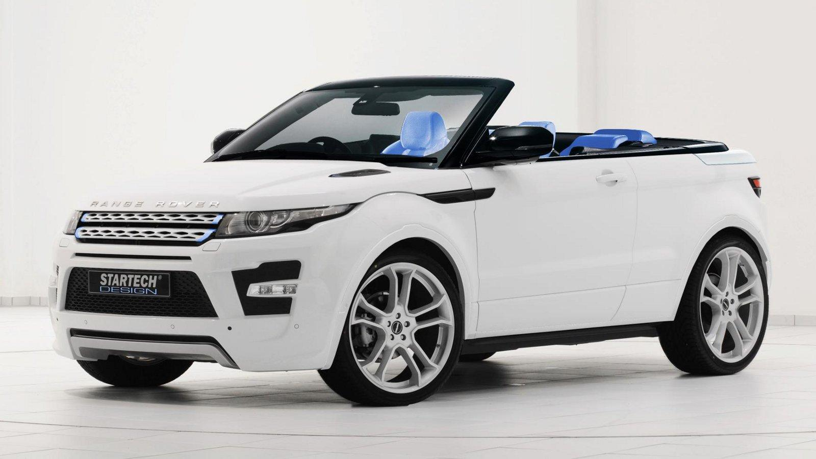 Range Rover Evoque Cabrio by Startech