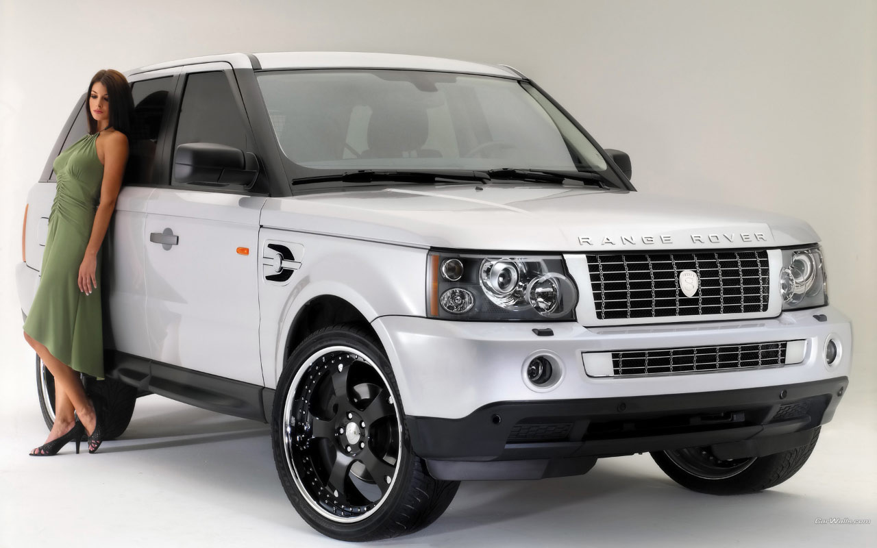 STRUT Land Rover Range Rover Wallpaper