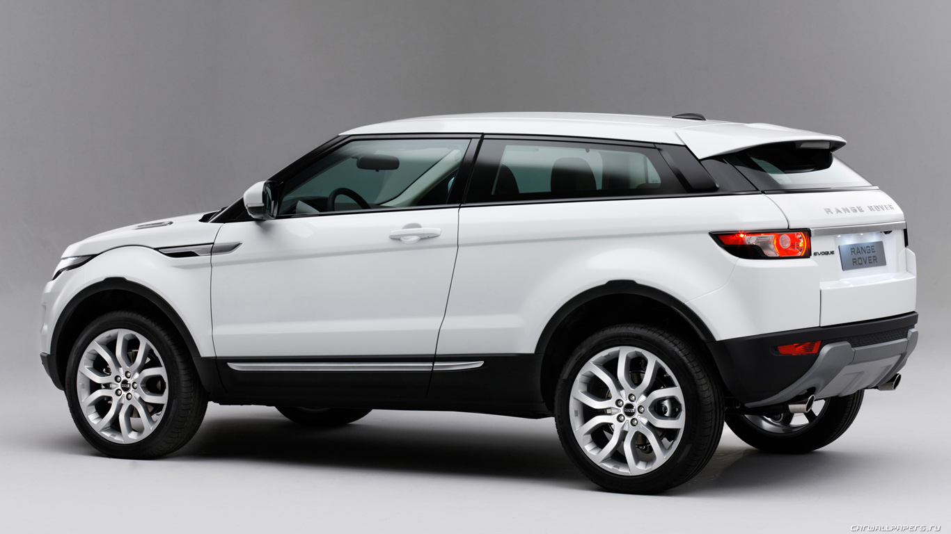 Land Range Rover Evoque Wallpaper