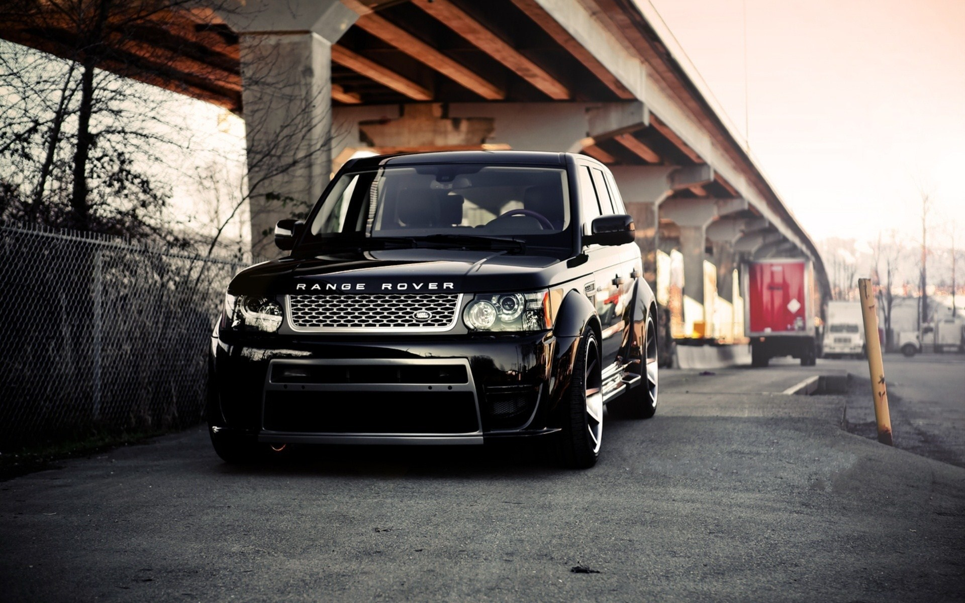 Range Rover Land Rover Car Wheels Tuning