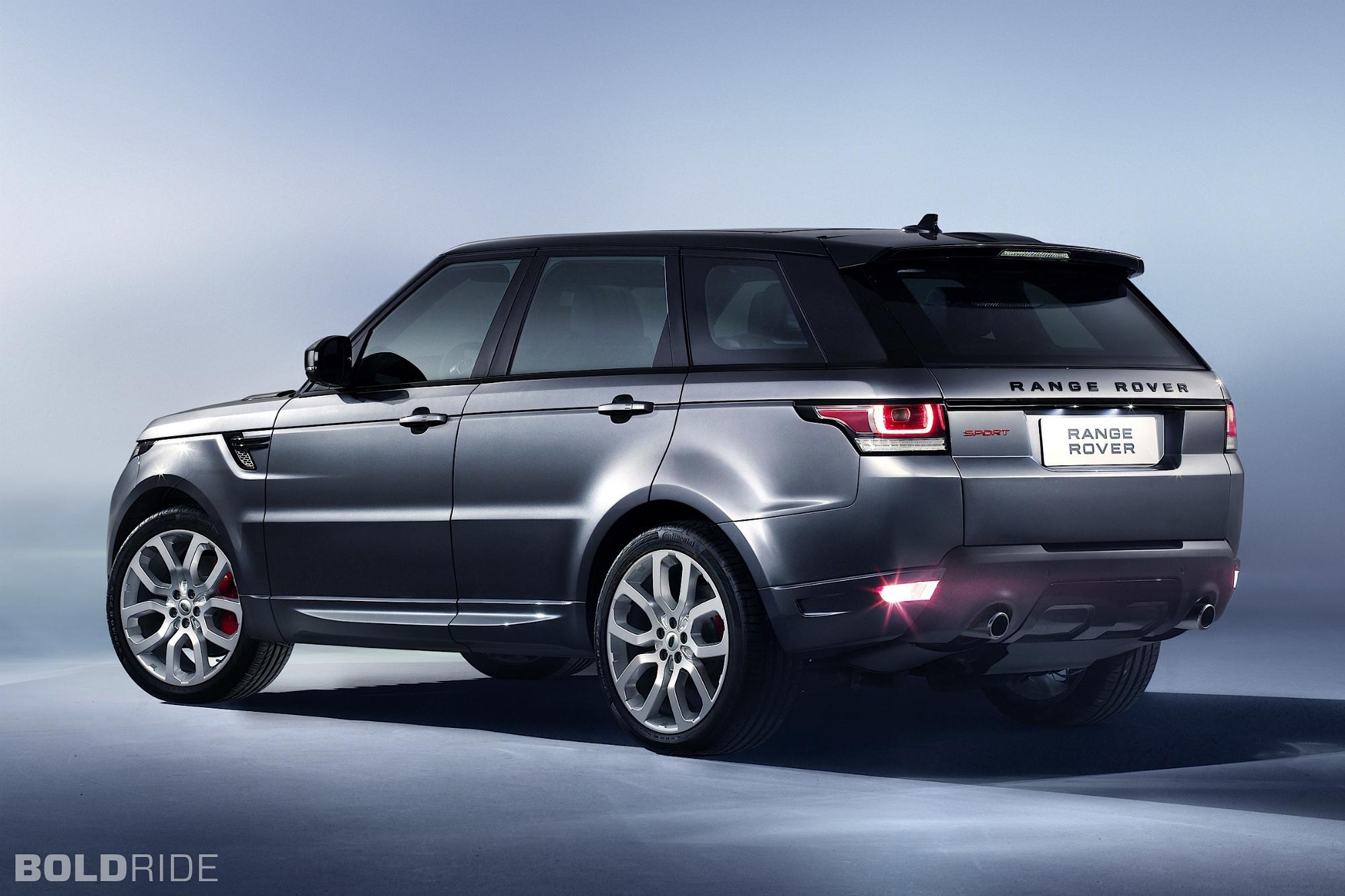 2014 Land Rover Range Rover Sport 1600 x 1200