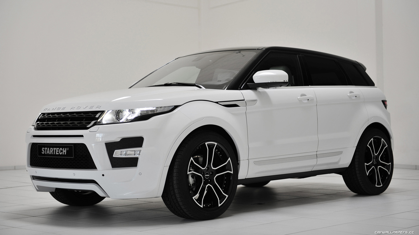 Nice Photos Super-Cars.Club Land Rover Tuning Cars Startech Range Evoque 1366x768PX