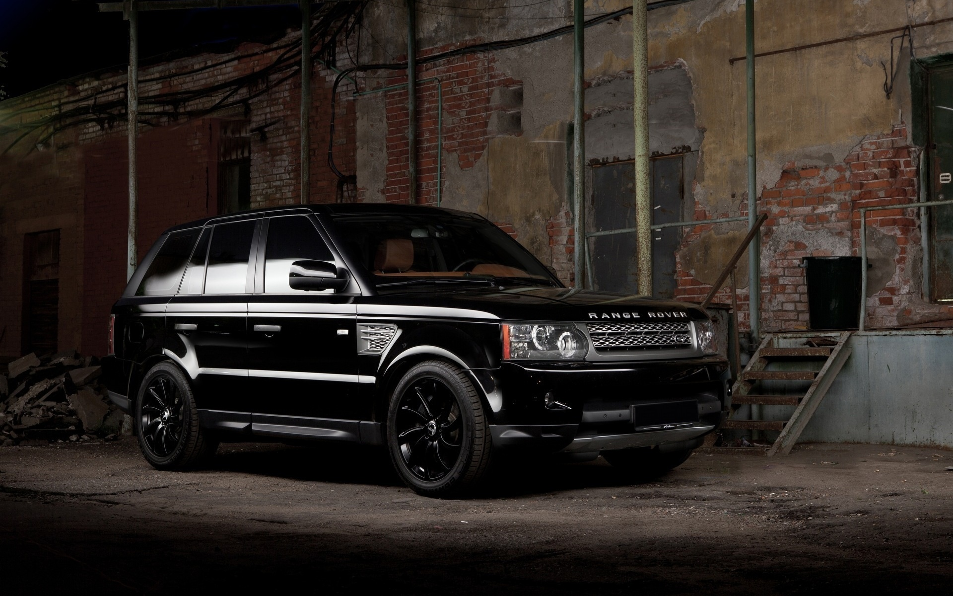 Awesome Range Rover Wallpaper