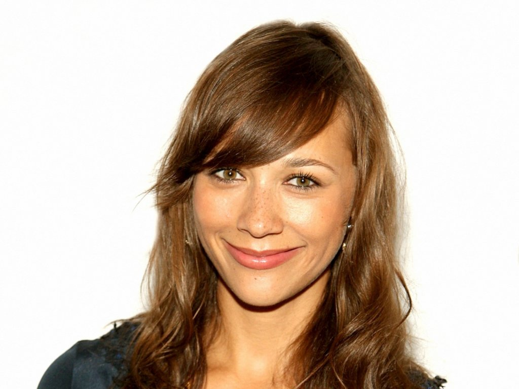 ... Rashida Jones HD Desktop ...