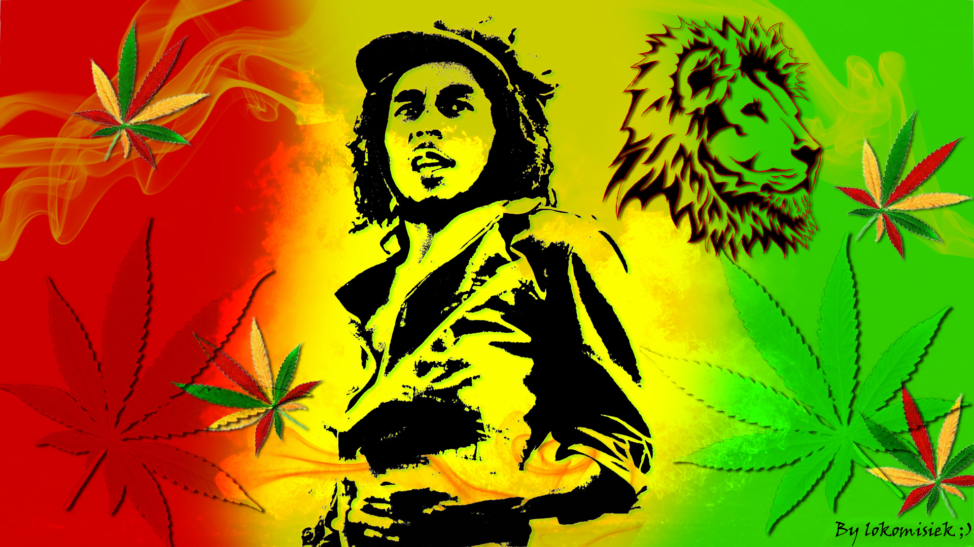 Images for Gt Rasta Cartoon Wallpaper