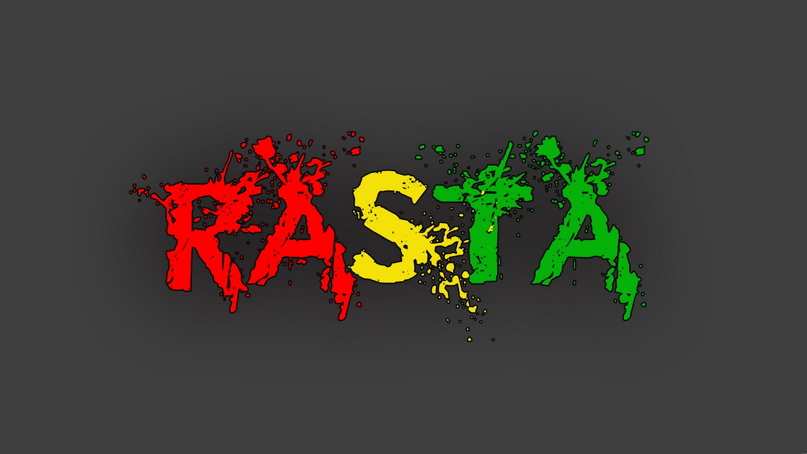 Rasta Wallpaper 1600x900 55795